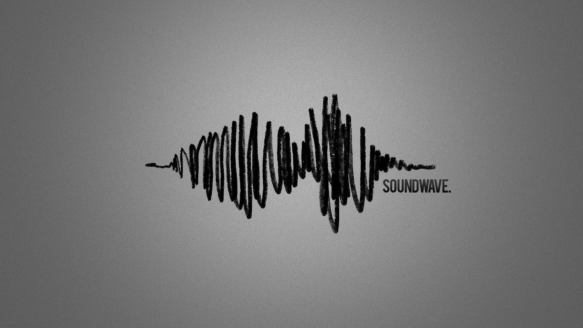 Sound Waves Wallpaper