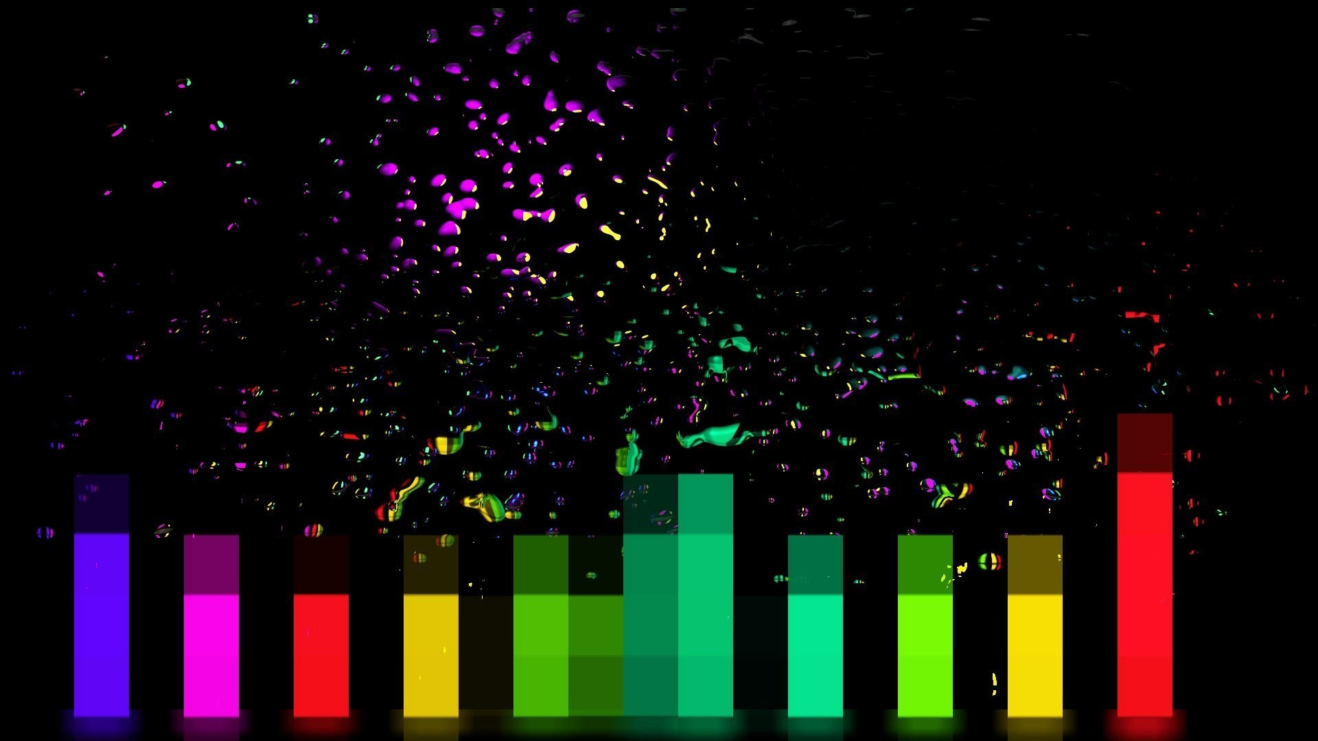 Equalizer Music Visualizer (test5) AUDIO 3D Graphic Wave Equalizer – YouTube
