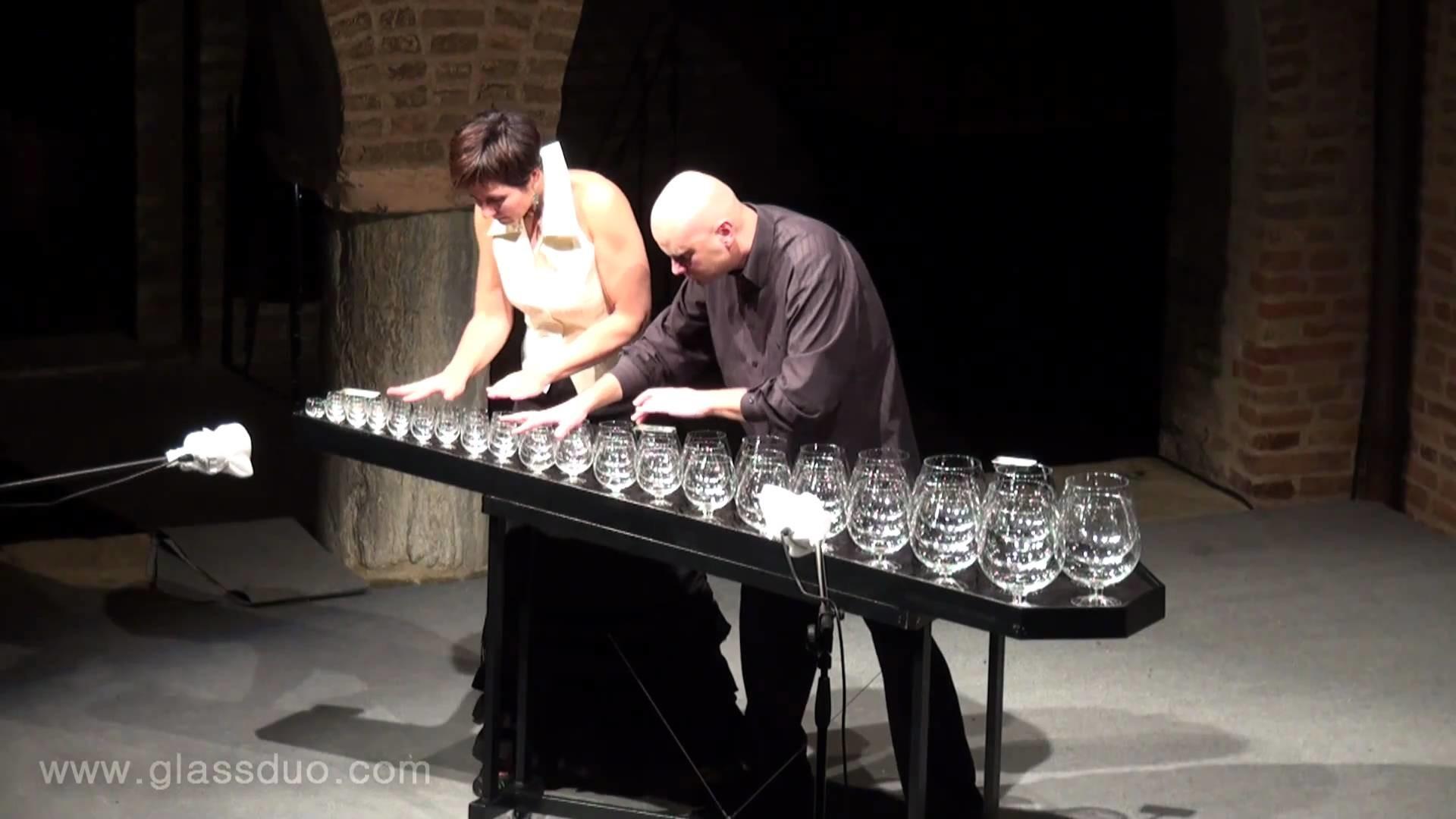 Sugar Plum Fairy by P.Tchaikovsky – Glass Harp LIVE (HD)