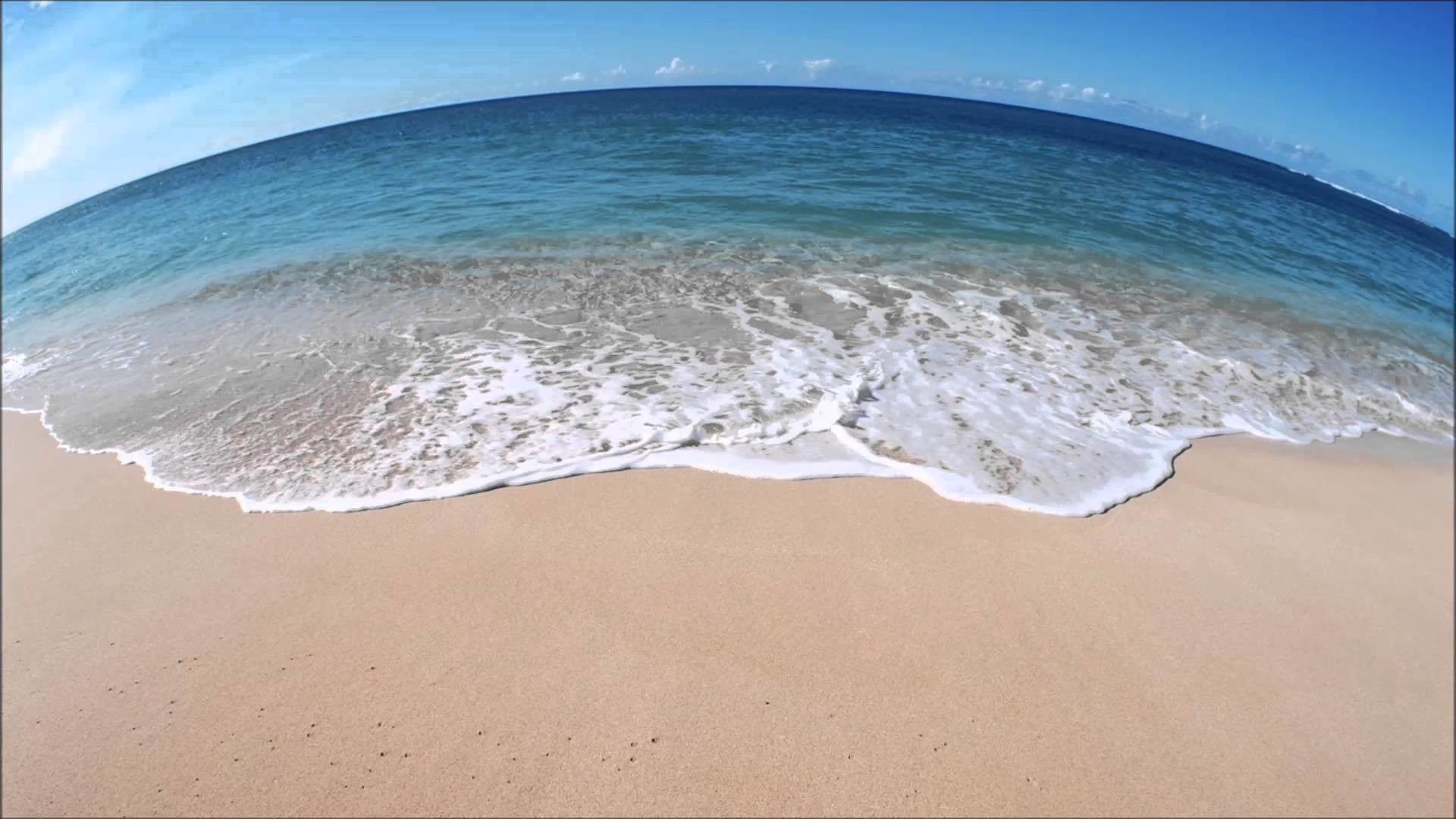 Tropical waves – the relaxing sound of waves on a tropical beach – YouTube