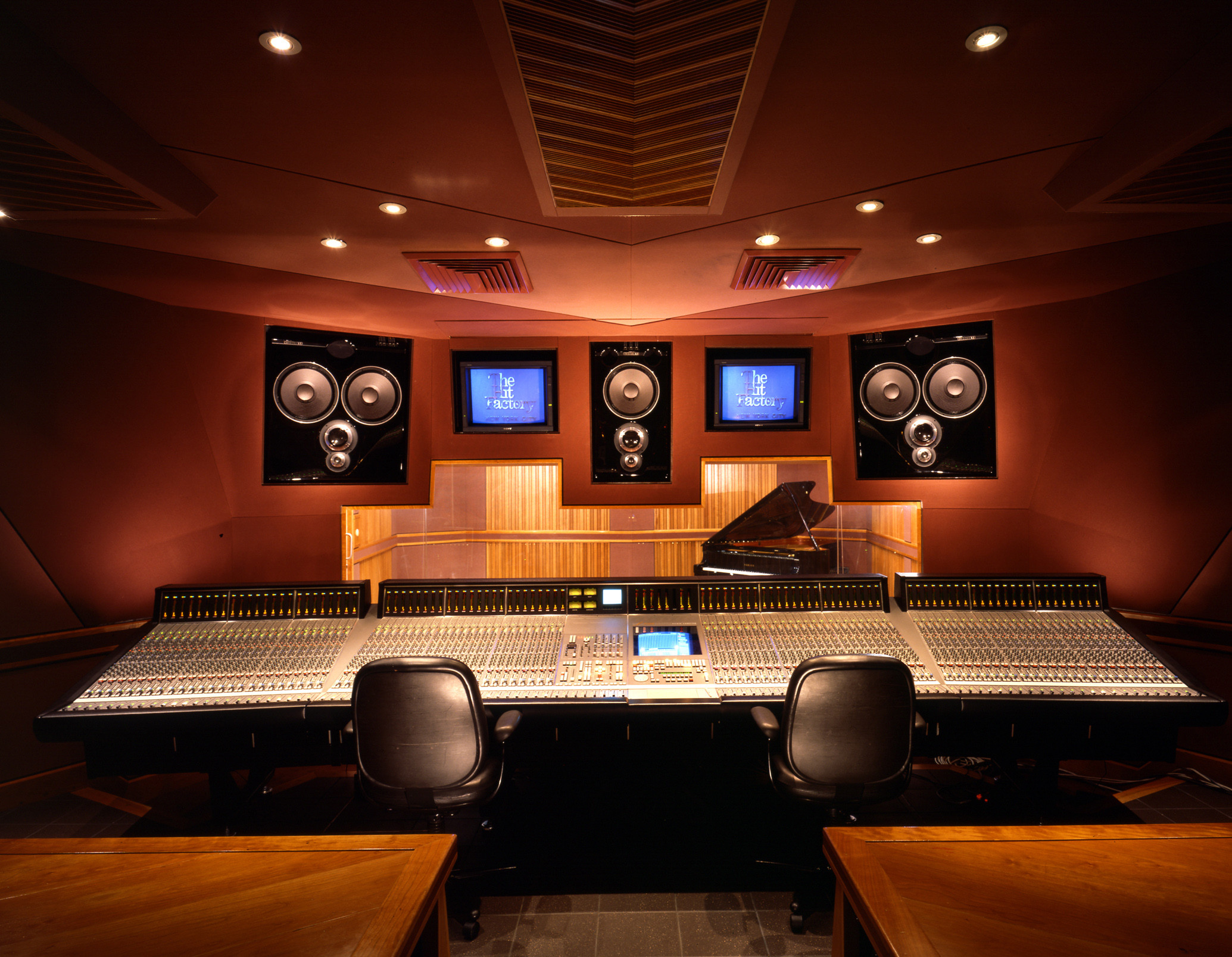 The Hit Factory Recording Studio, New York, NY. The Hit Factory closed its  doors in 2005 due to the rise of digital home recording becoming much more  …
