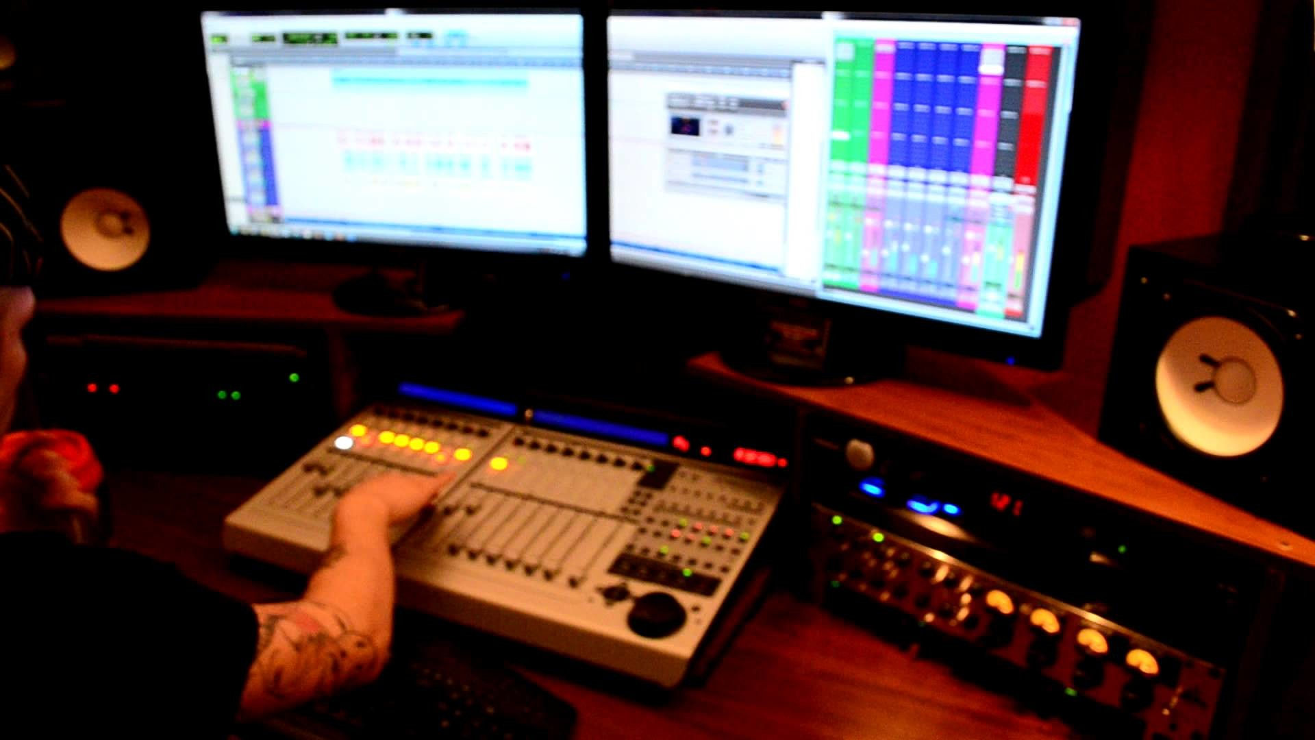 A Look inside Ninth Year Music Production Studios (NyM-Pro)