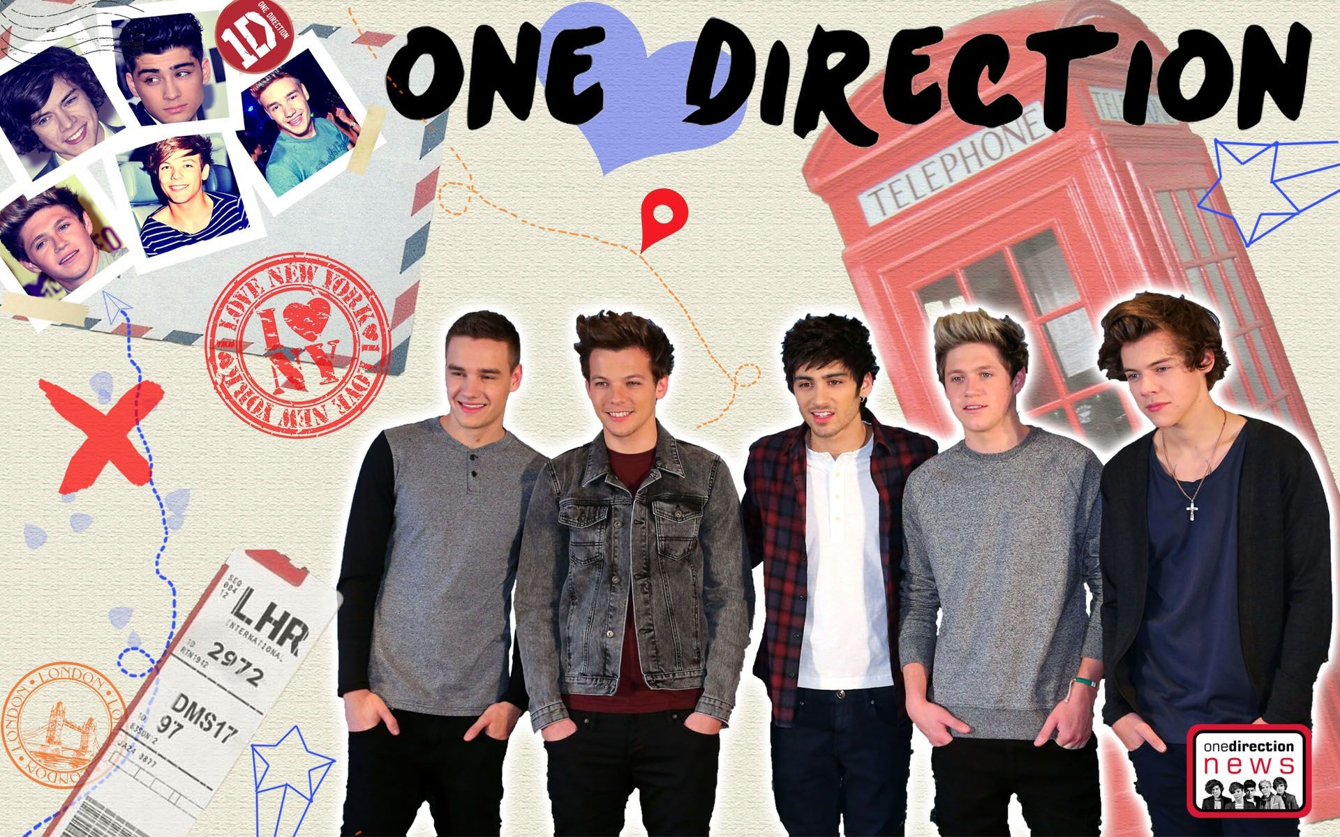 … One Direction Wallpaper Background. Download