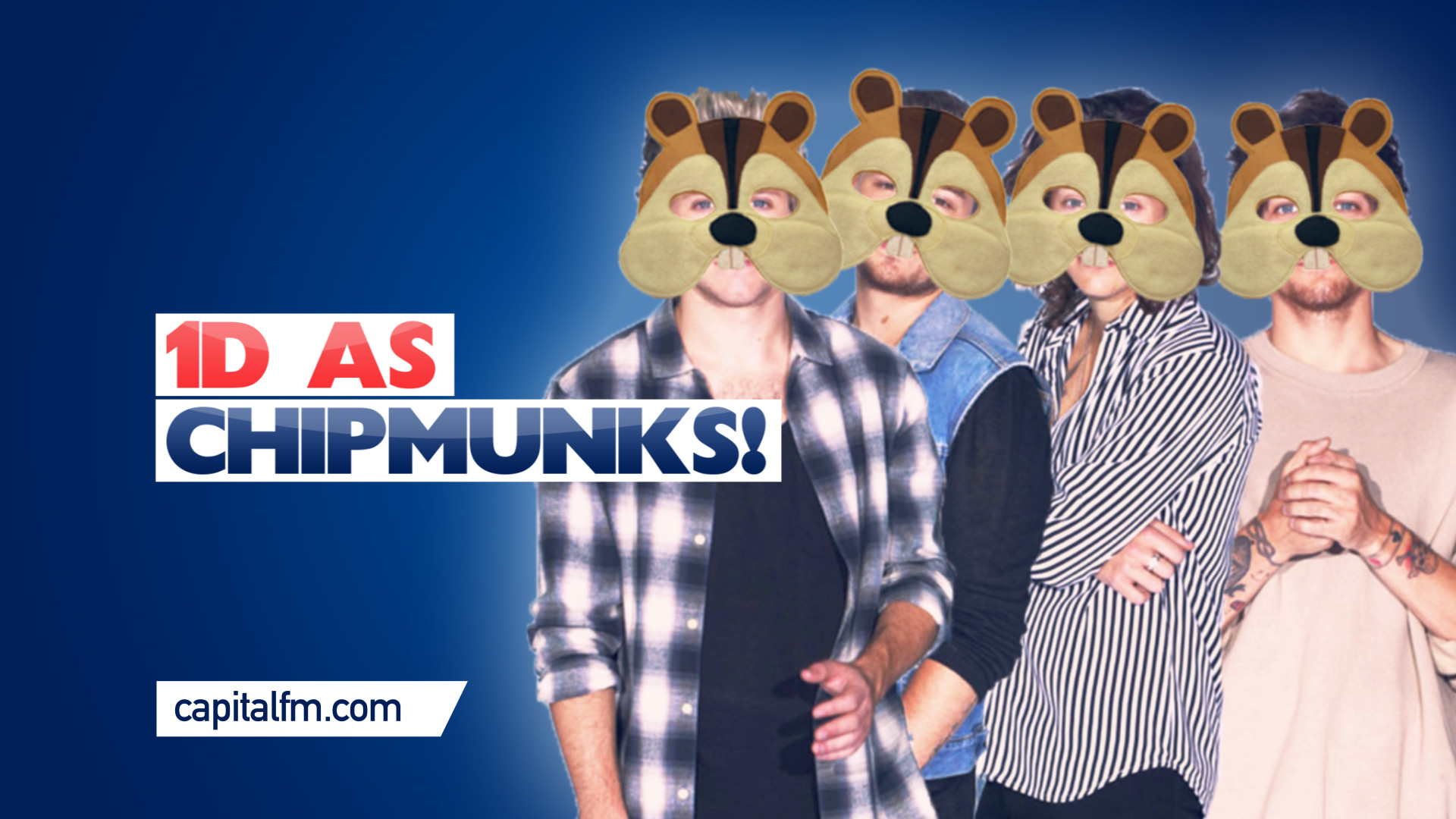 Here's What One Direction Would Sound Like… As The Chipmunks!