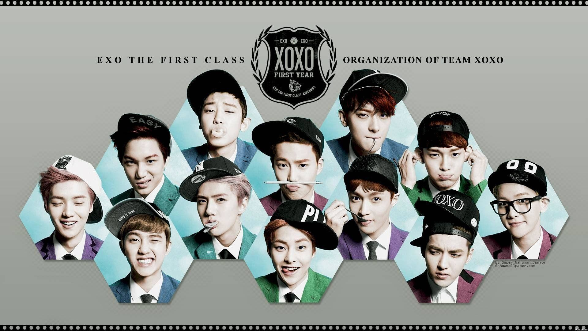 EXO HD Wallpaper, EXO HD Wallpapers for Desktop | V.429 | EXO HD