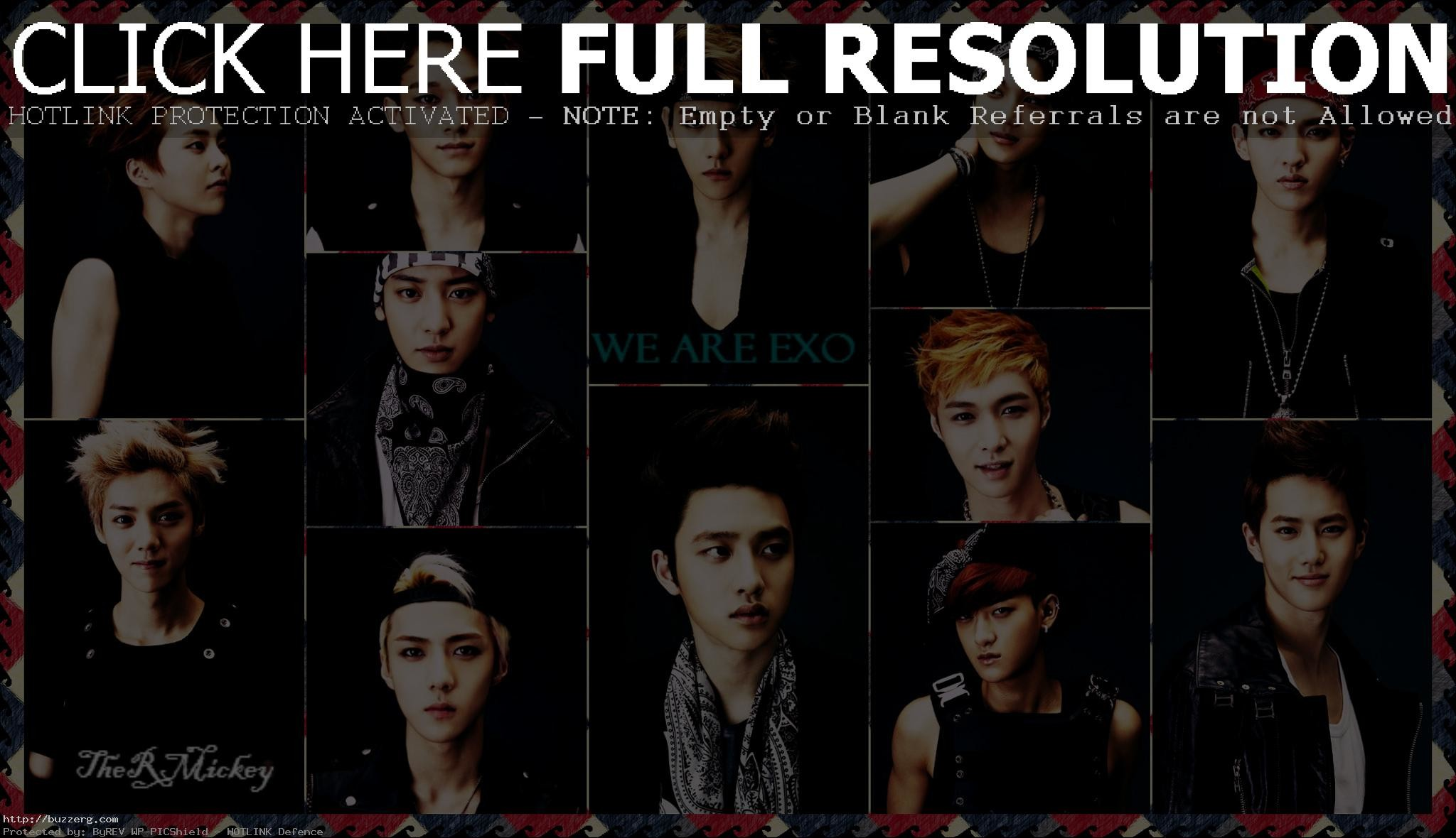 We Are Exo (id: 166996)