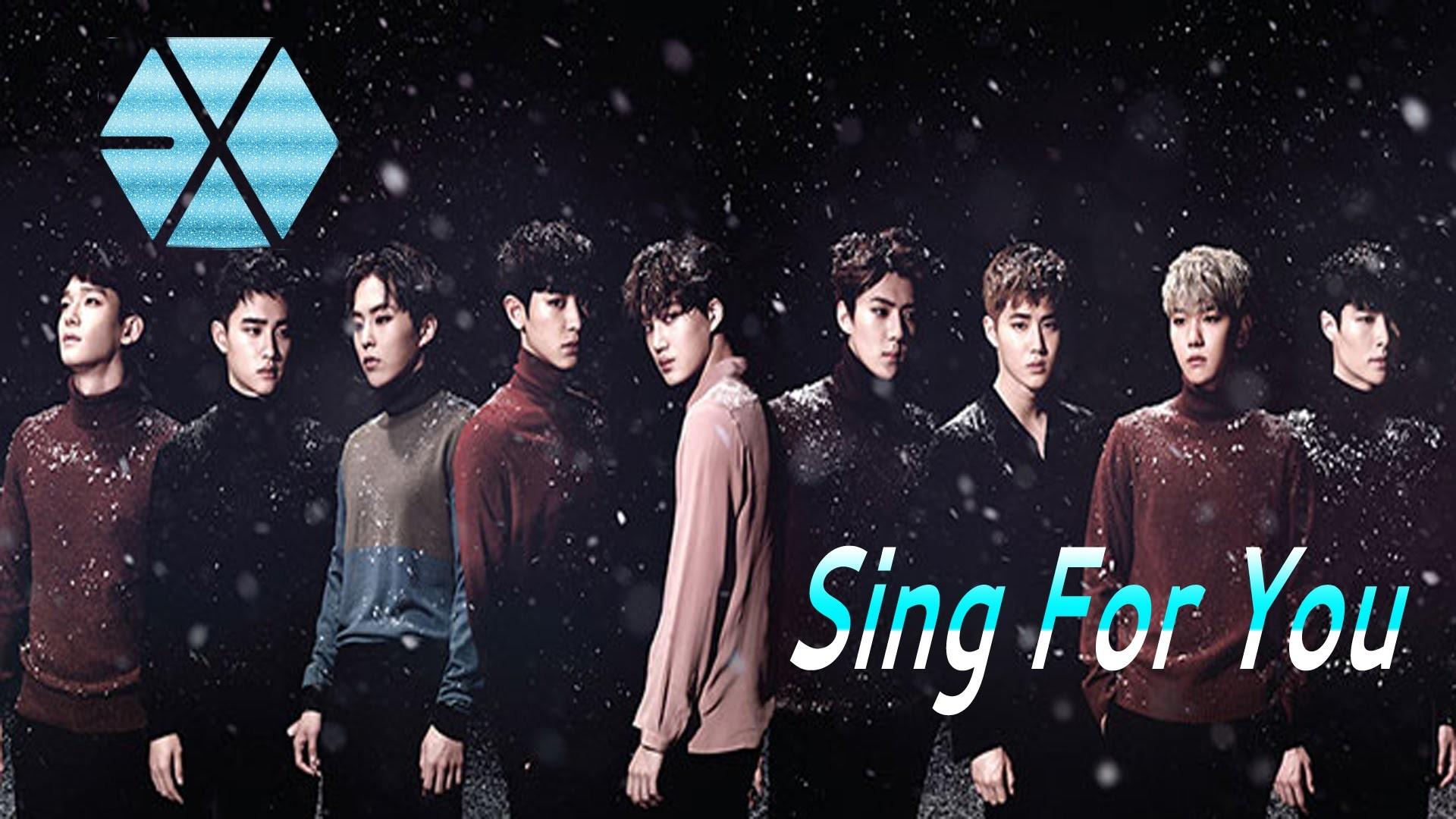 EXO – Sing For You [Chipmunks Version]