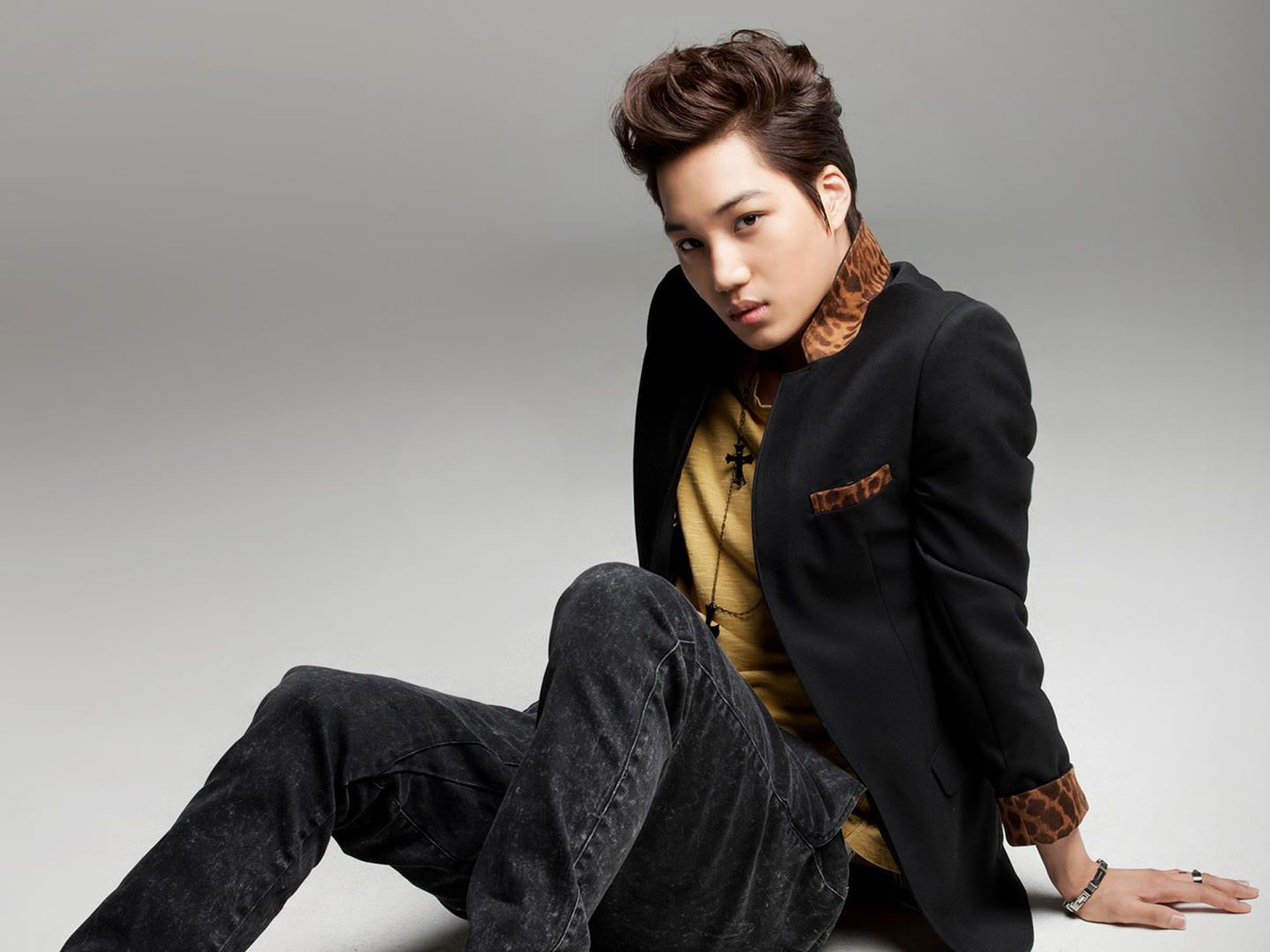 HD Wallpaper and background photos of ♥Kai♥ for fans of KAI (EXO-K) images.