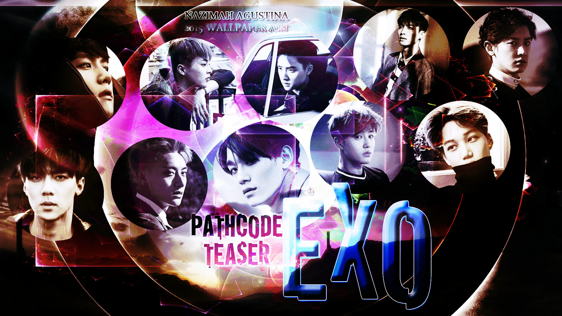 EXO Wallpapers Android with High Definition Wallpaper Resolution  px 415.67 KB Entertainment Symbol Growl Exo