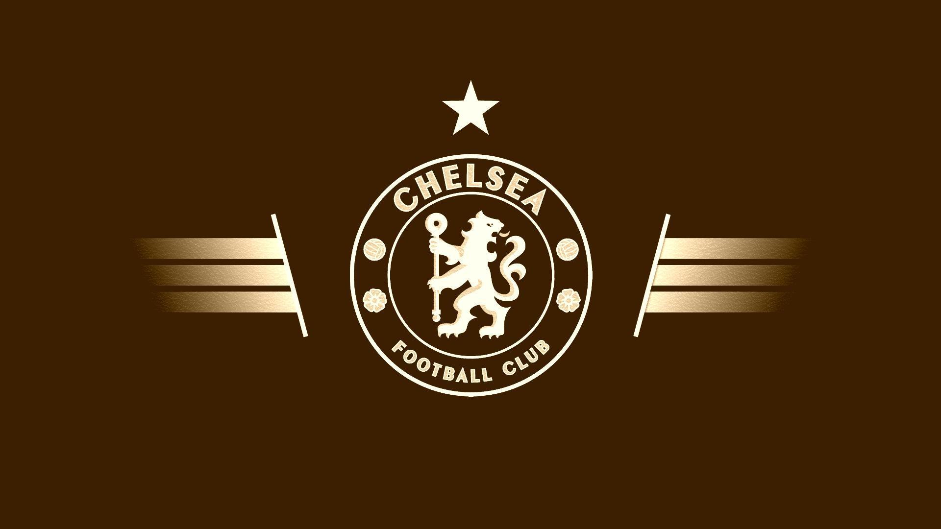 Brown Chelsea Logo Wallpaper #1393 Wallpaper | WallpaperLepi