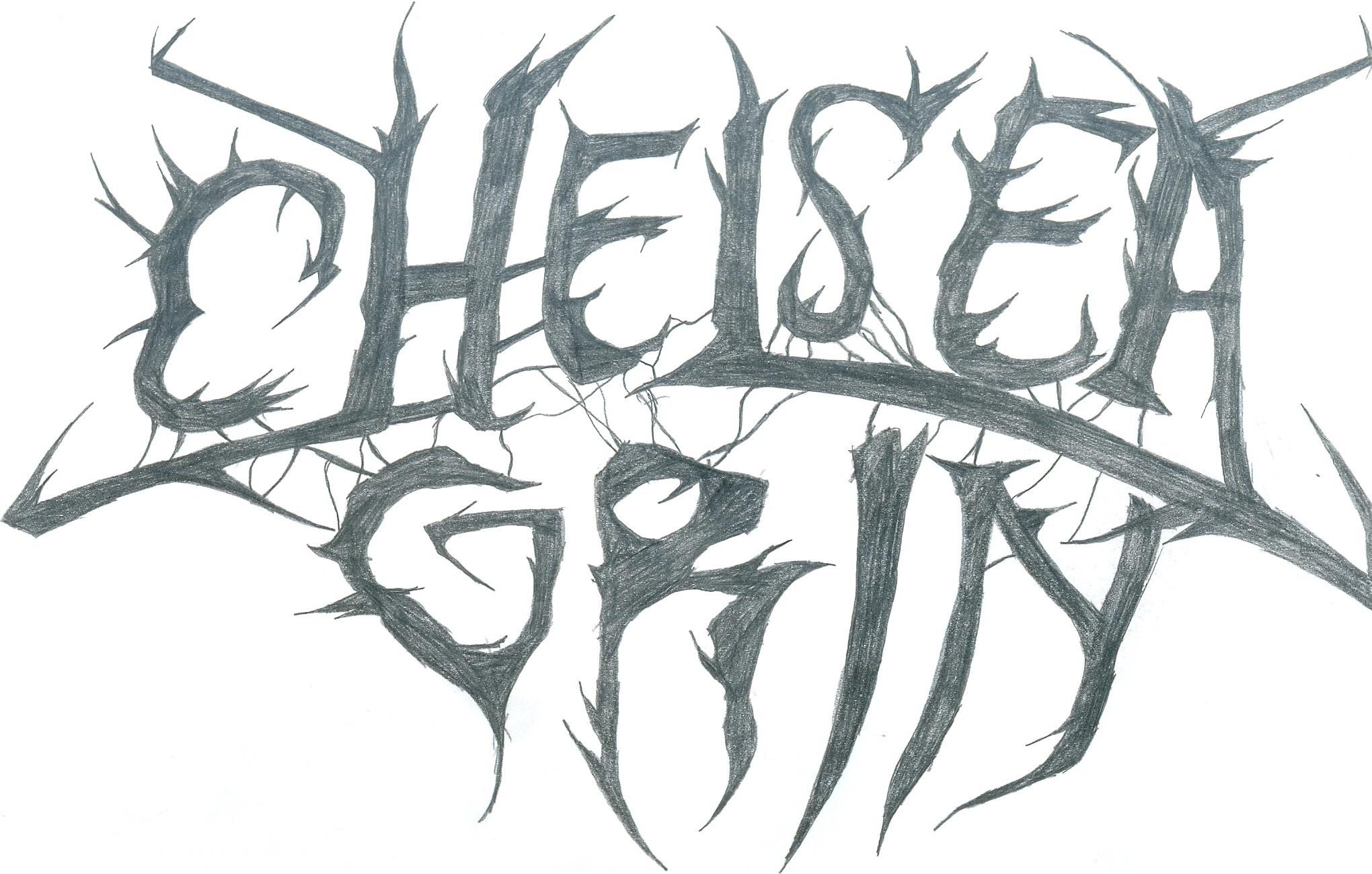 Chelsea Grin logo by Amazingtableheadman Chelsea Grin logo by  Amazingtableheadman