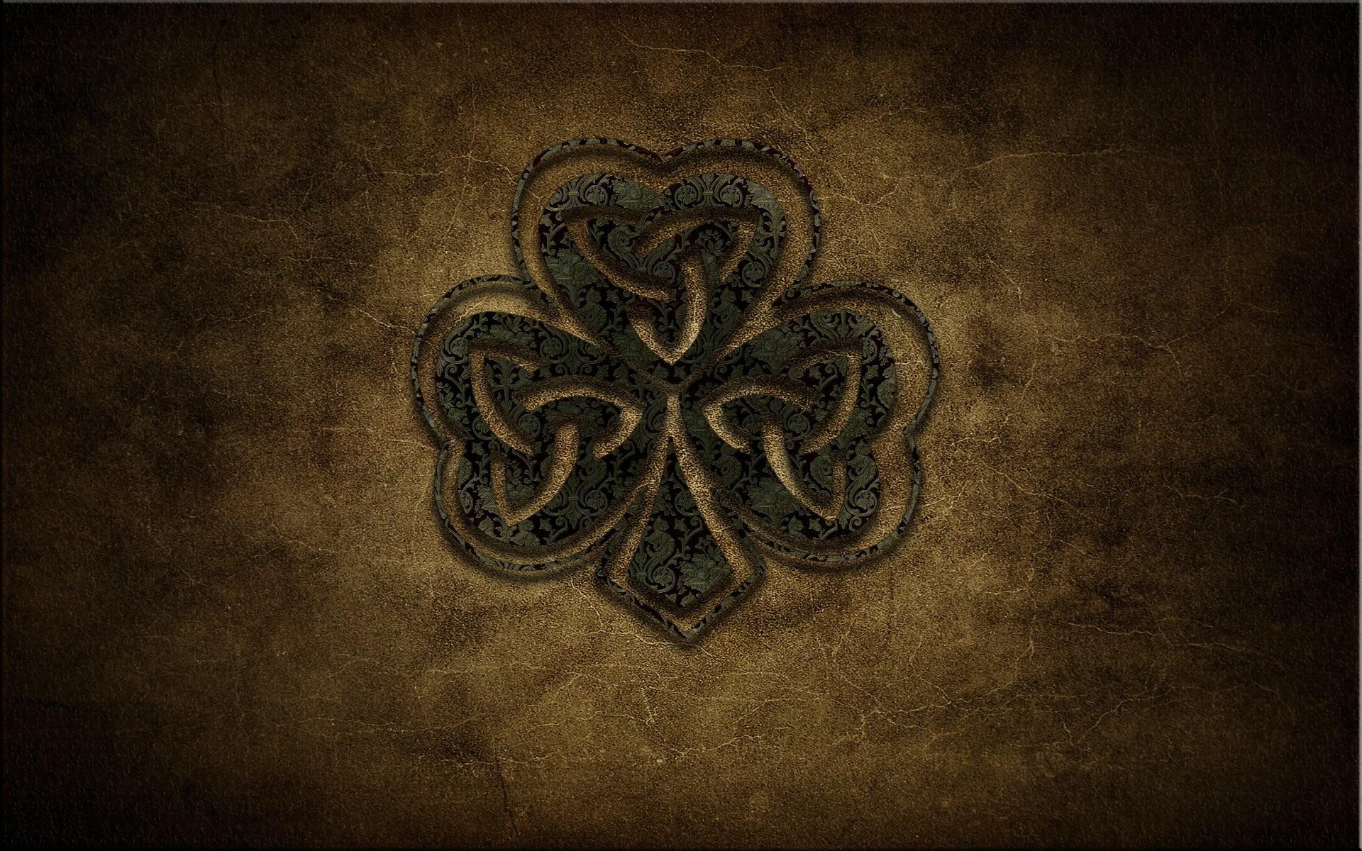 Irish Shamrock HD Widescreen Wallpapers – UKI-Full HD Pics