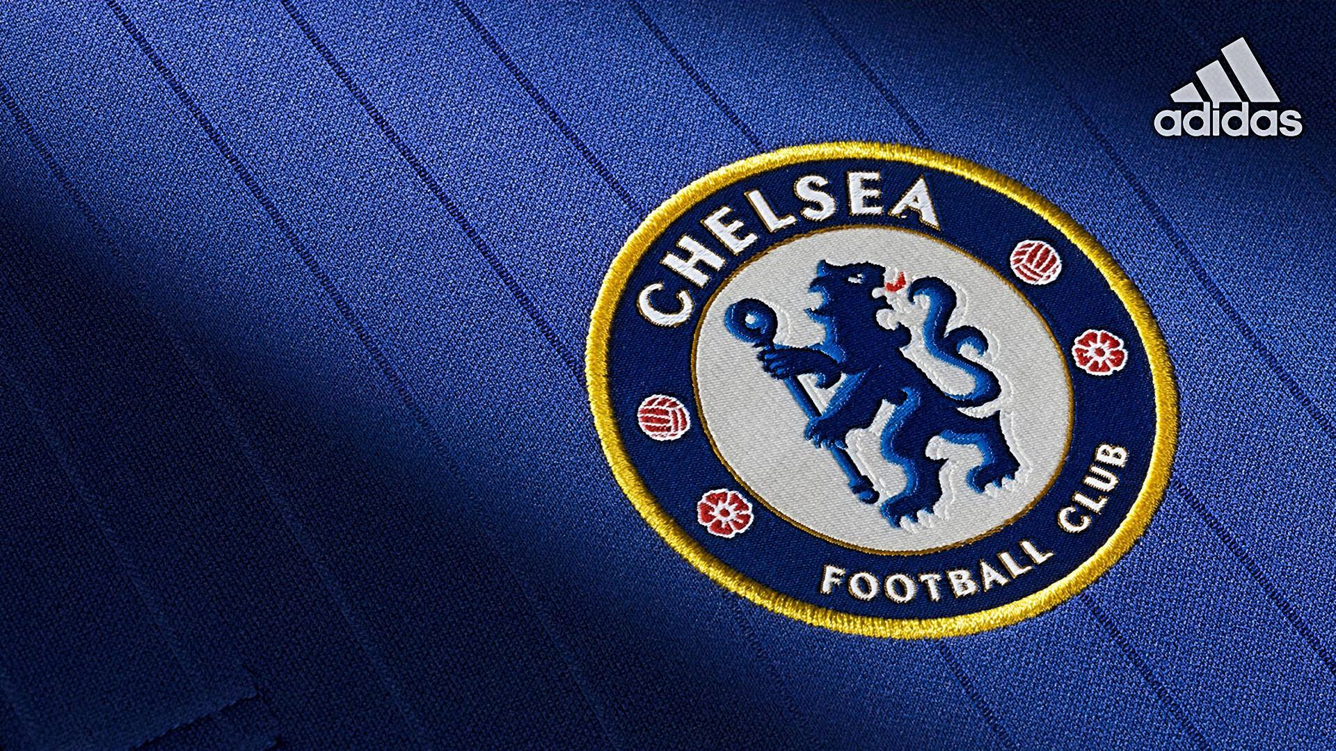 Chelsea Football Club 2015-2016 Adidas Jersey Badge HD Wallpaper