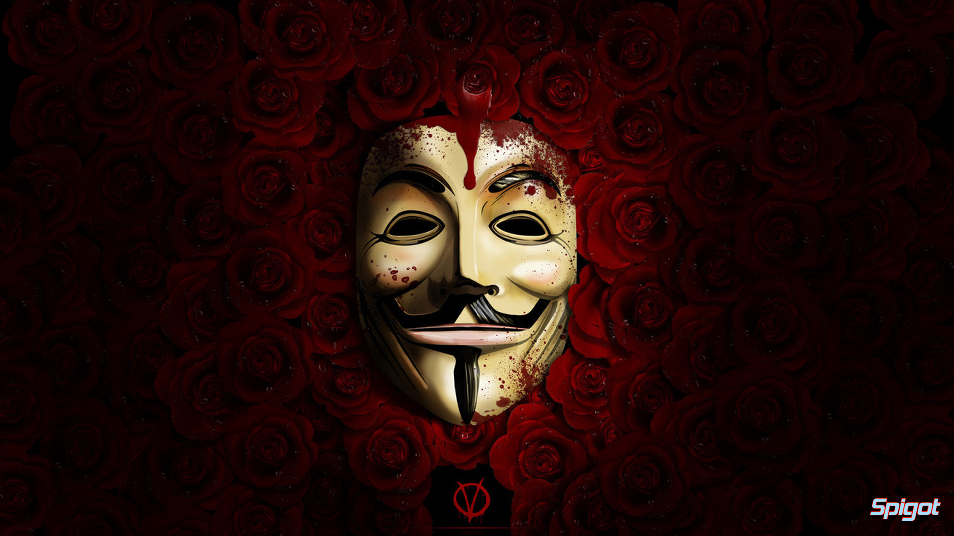 Pictures Of V For Vendetta