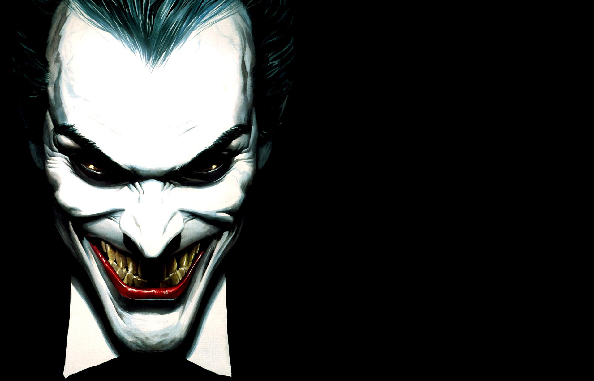 Joker Wallpapers for Widescreen Desktop PC Full HD ×