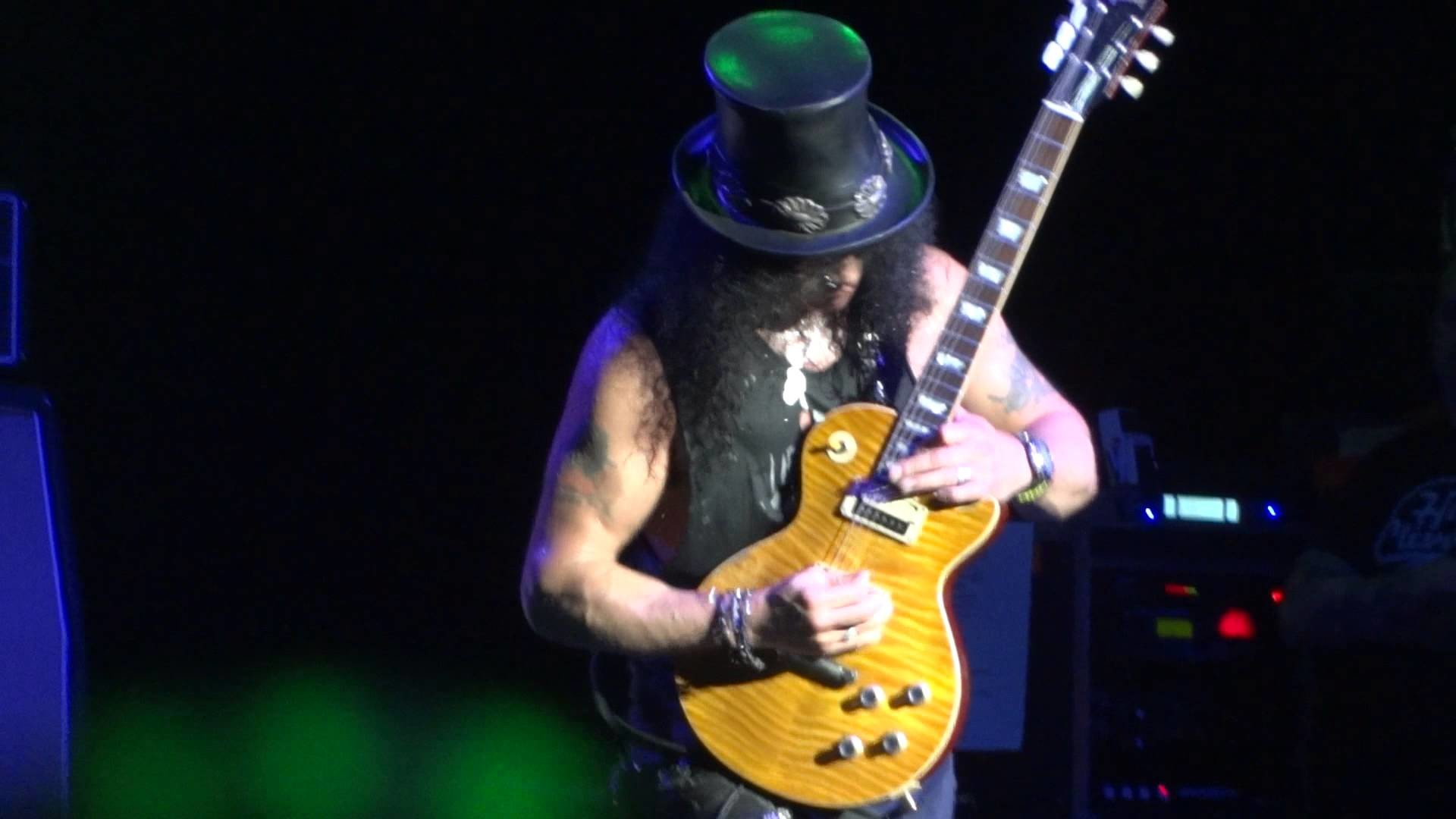 Slash Improvisation – Cologne 18.10.12