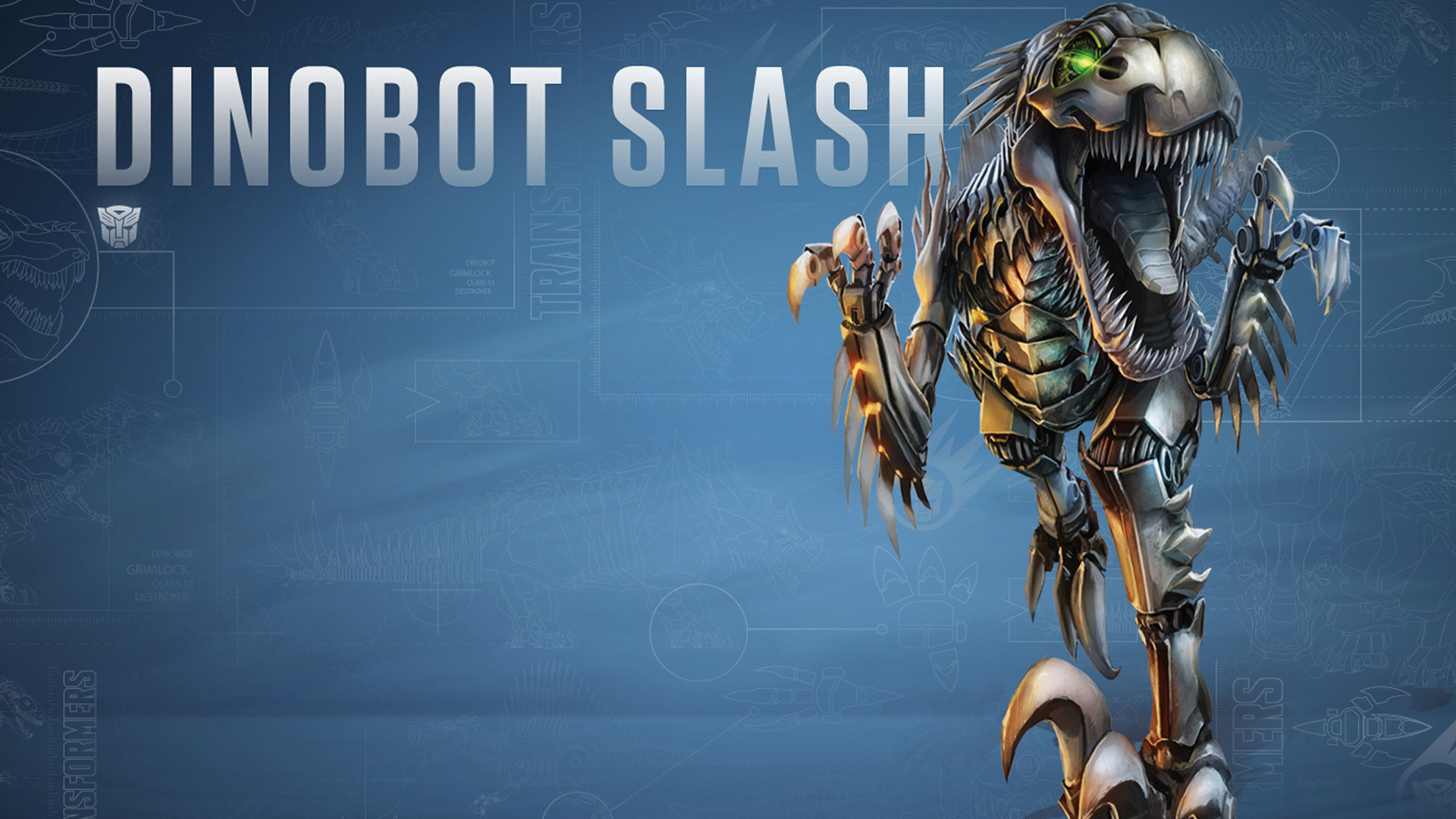 Slash Dinobot Transformers 4 Movie