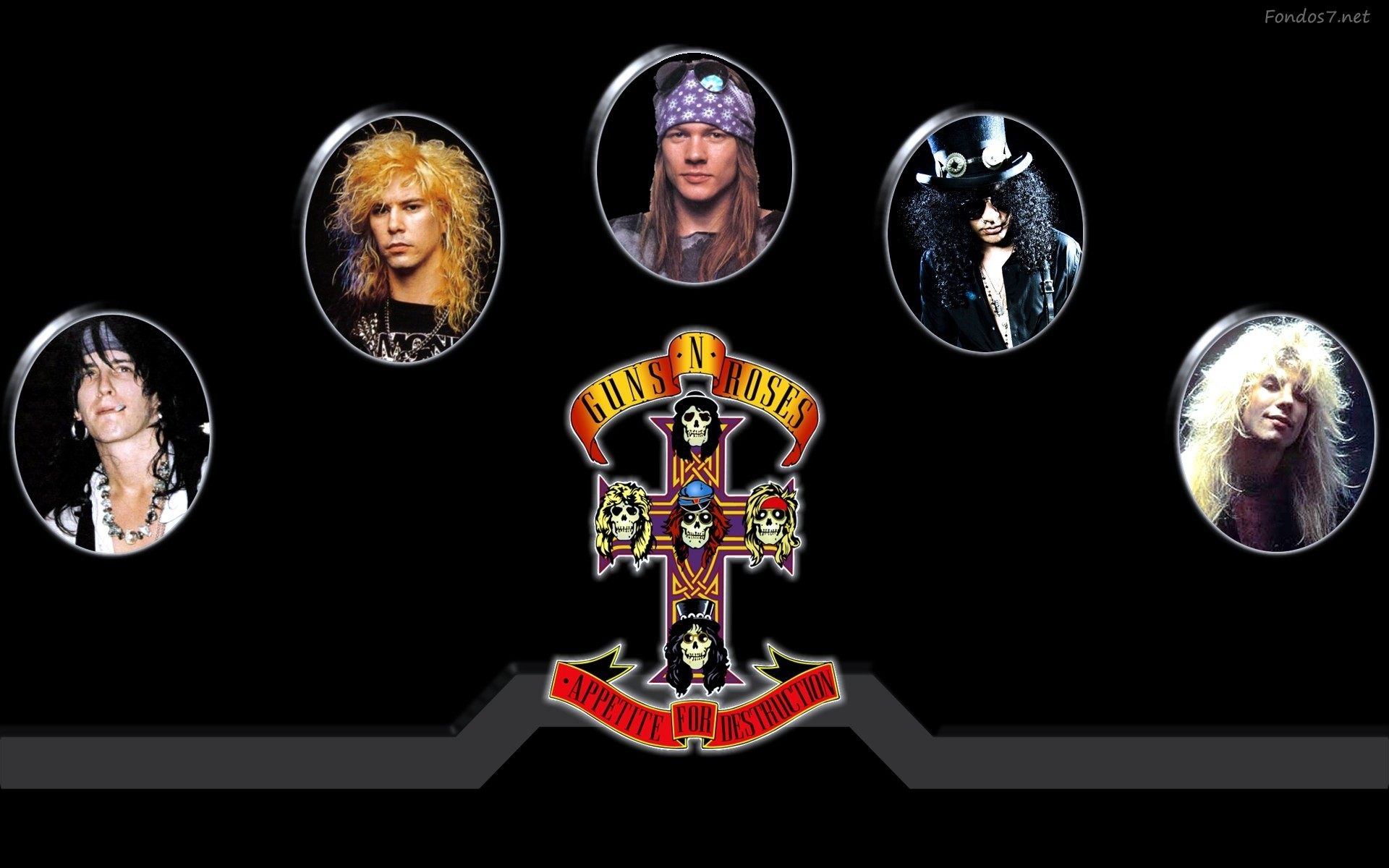 Appetite for destruction Guns N Roses 1920×1200