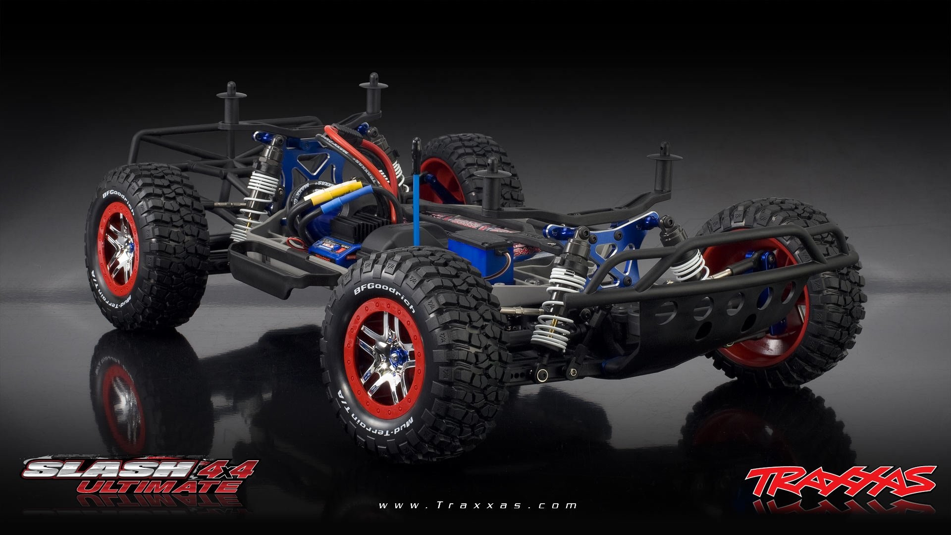 Traxxas Slash 2Wd Mike Jenkins Edition