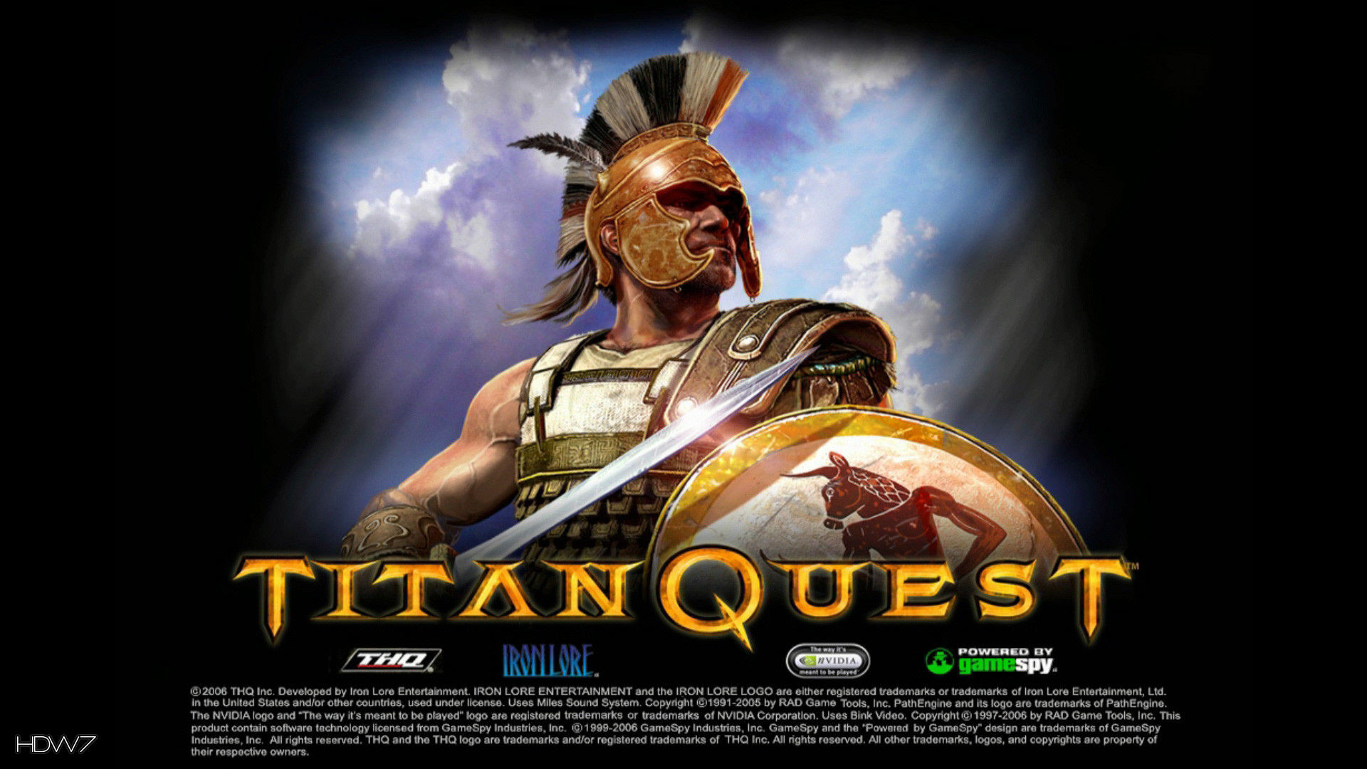titan quest game hack and slash