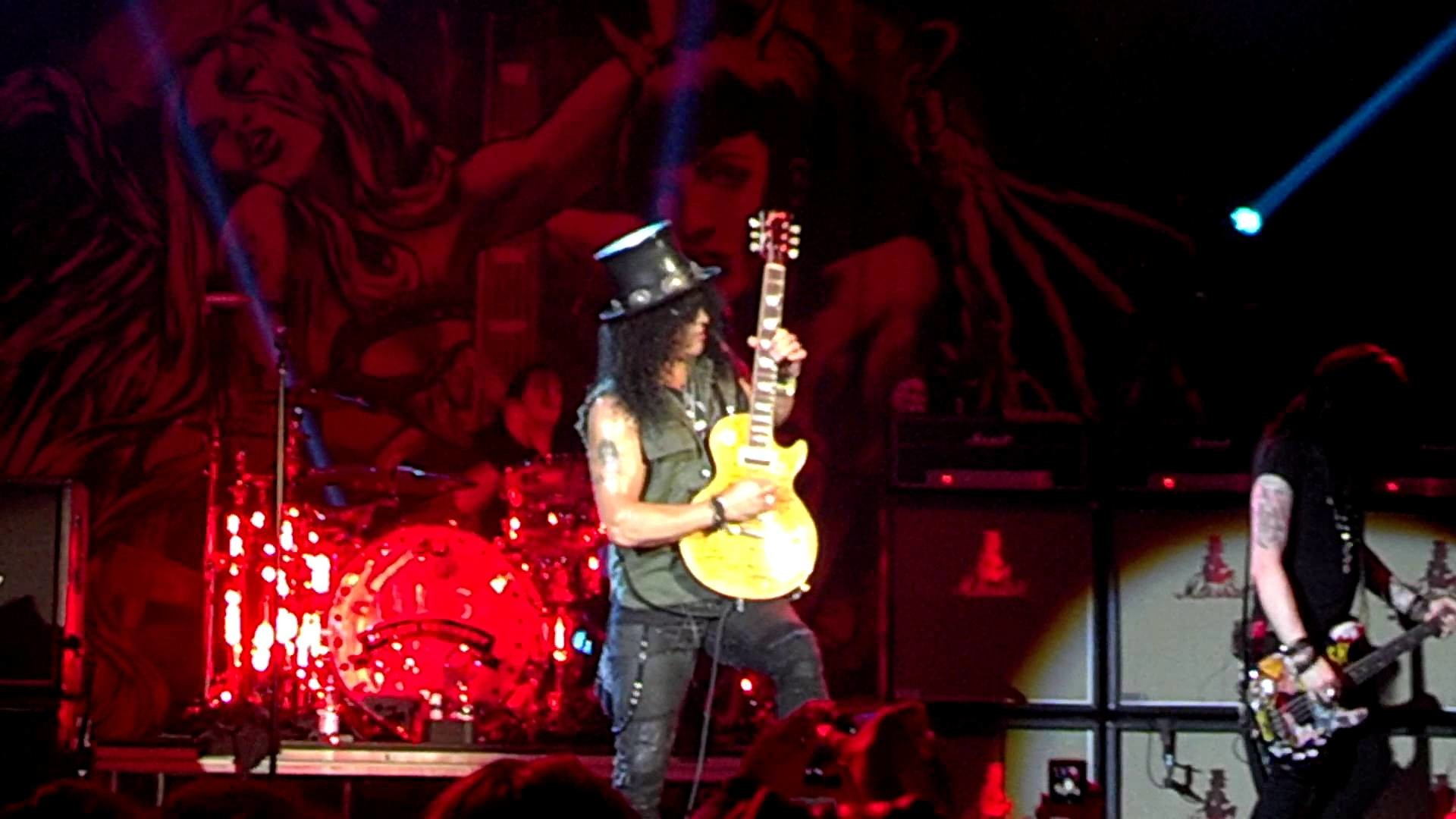SLASH – Nothing to Say (LIVE at Gasometer 2013) HD