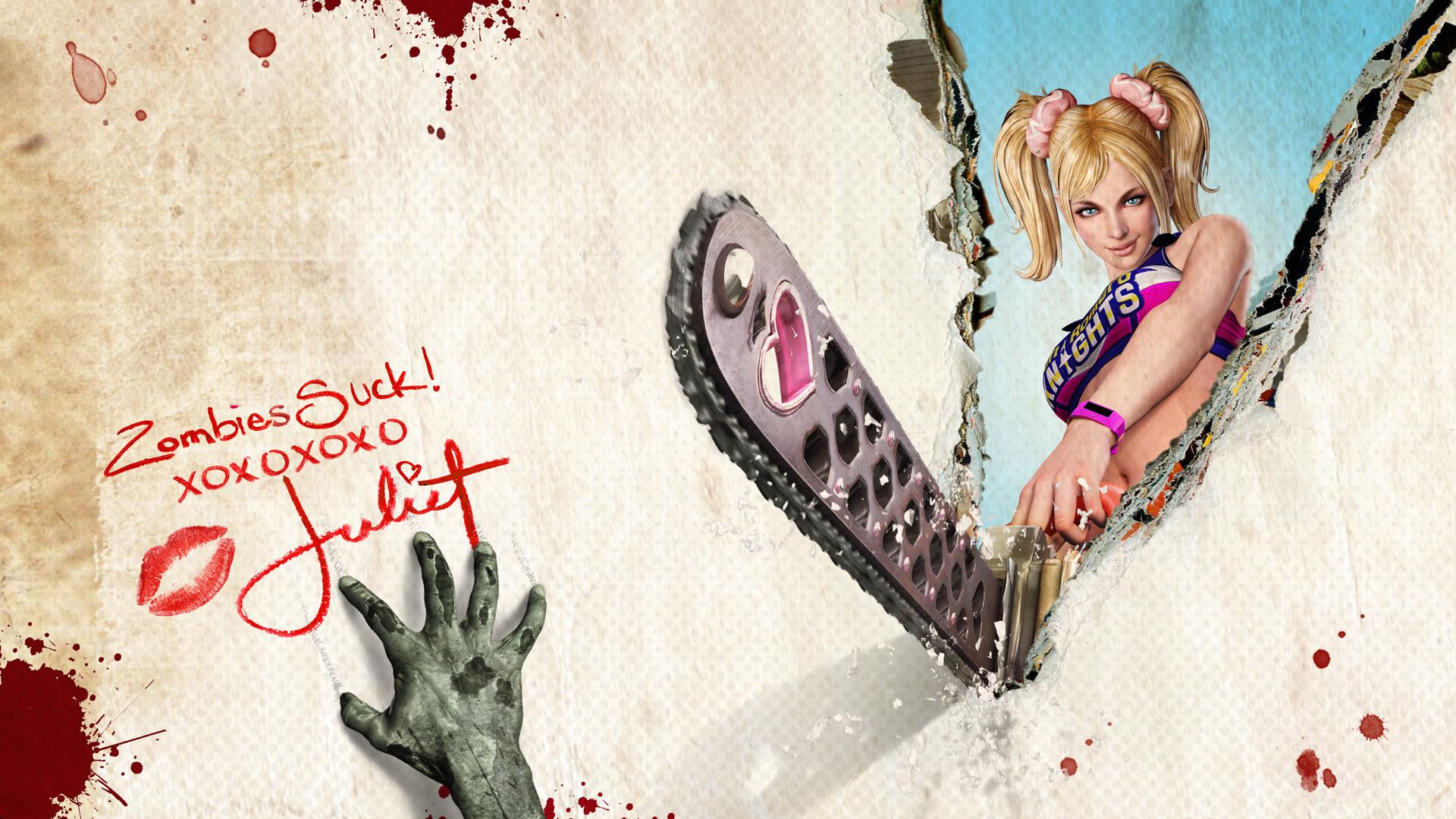 Lollipop Chainsaw Hack and Slash