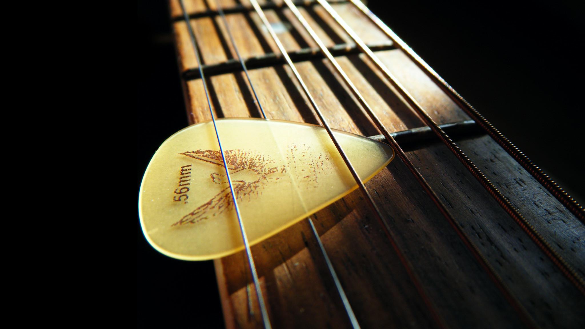 Guitars | Full HD Photos
