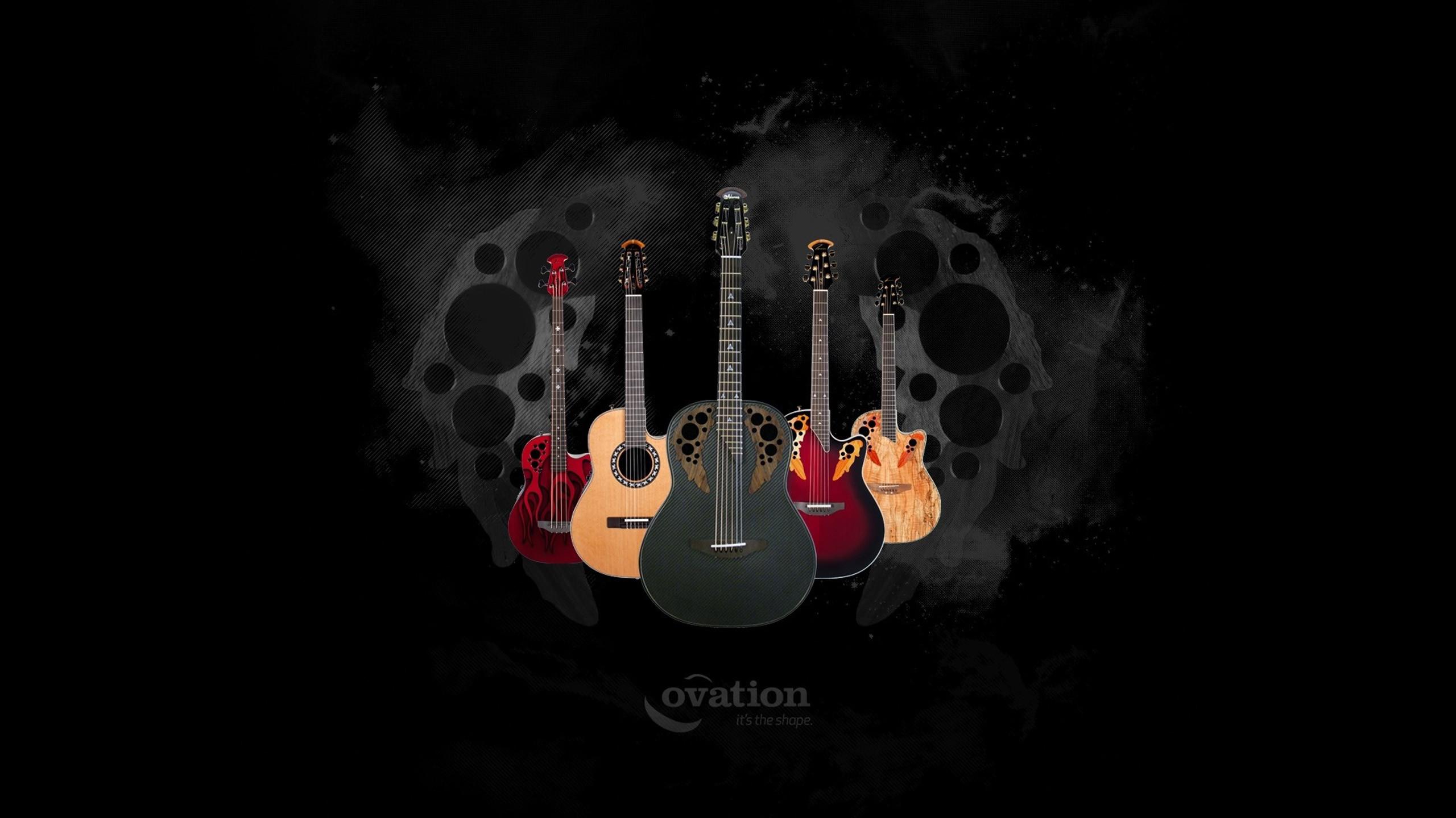 Music – Guitar Wallpaper