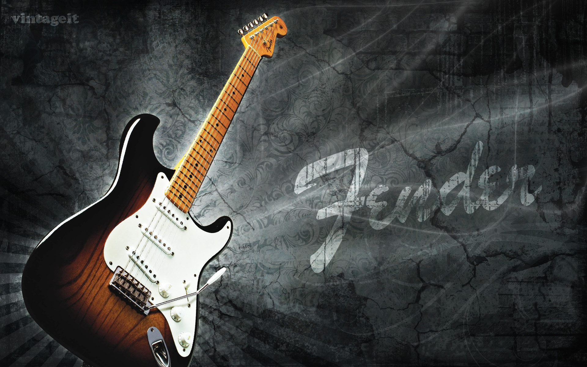 Fender Stratocaster wallpaper – Free Desktop HD iPad iPhone wallpapers