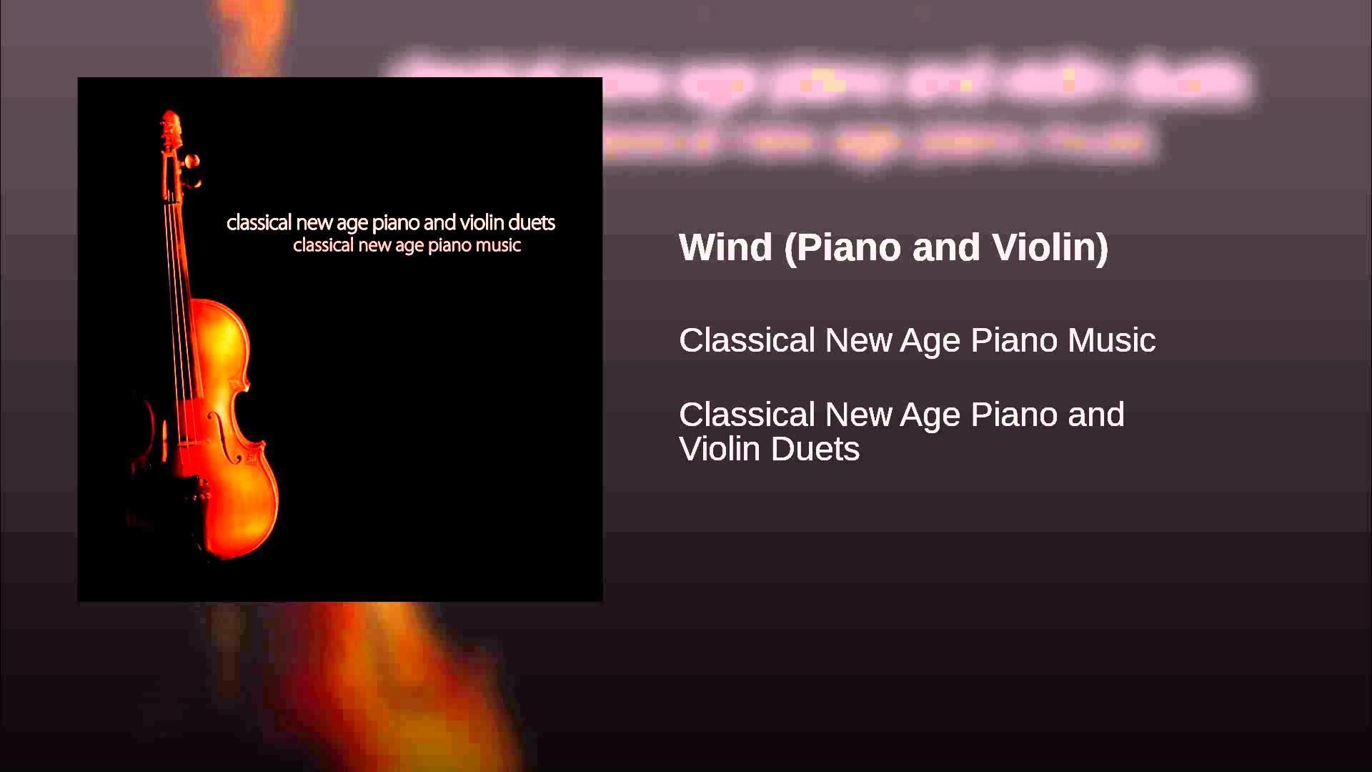 Wind (Piano and Violin)