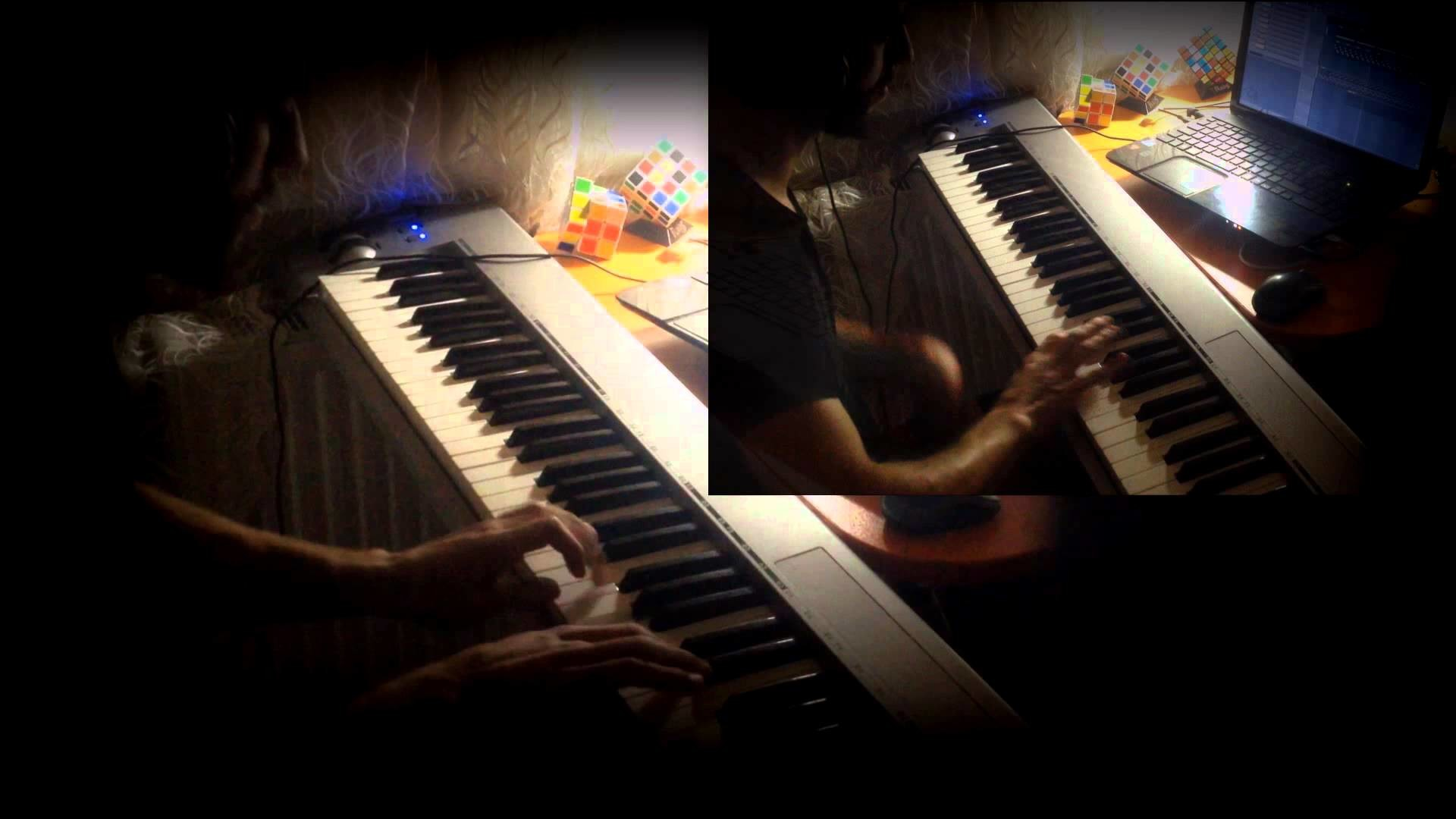 Silent Hill – Theme of Laura (Reprise) Piano /Violin /Bells /Drum