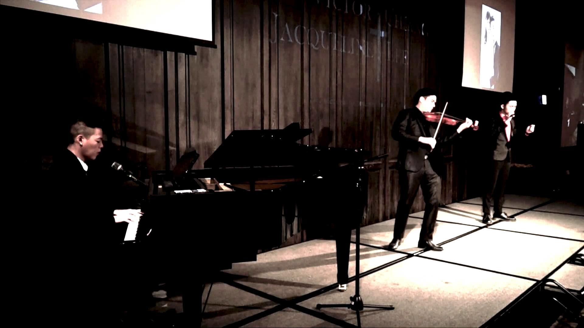 Liber Tango (Piano, Violin, Beatbox)