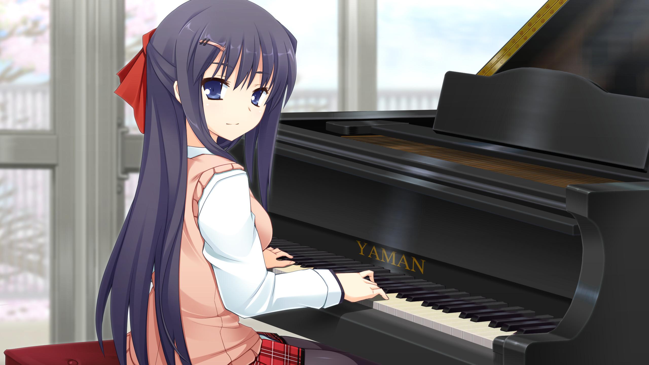 anime girl piano – Tìm với Google