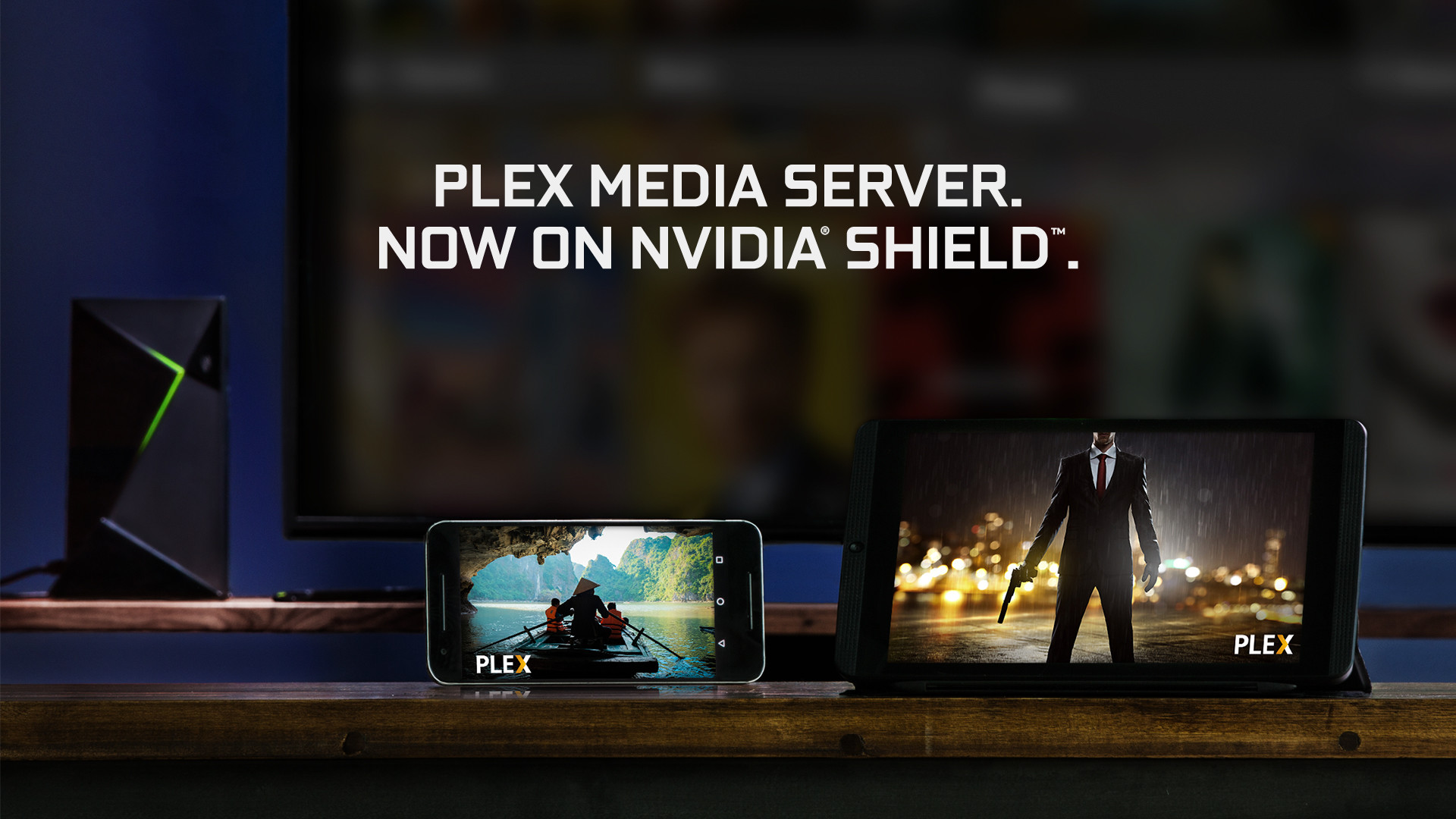Shield update v3.2 will turn your Shield Pro Android TV into a Plex Media  Server – Android Authority