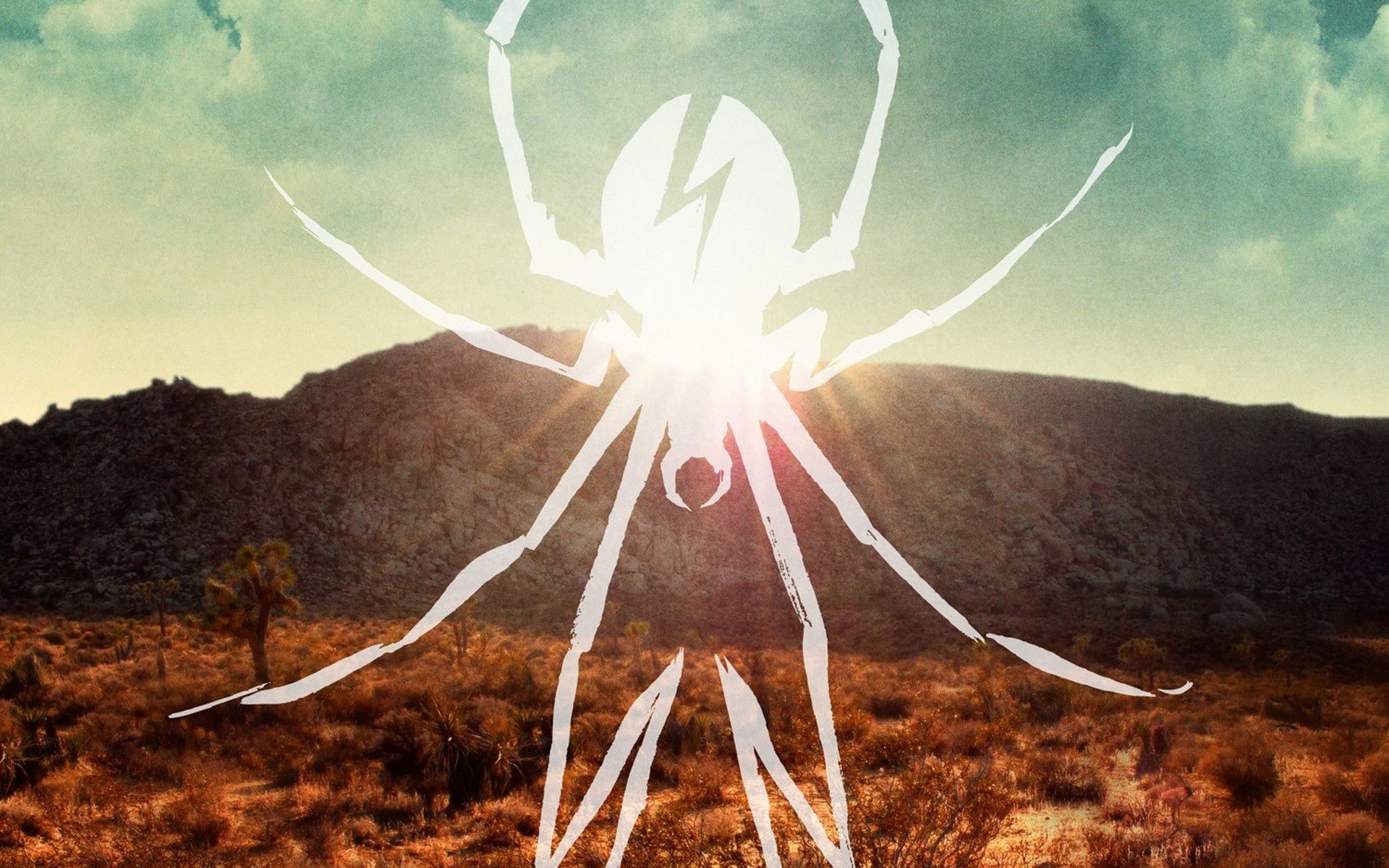 Wallpapers to background — My Chemical Romance – Danger Days .