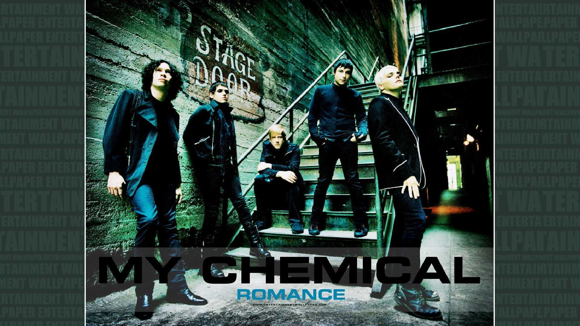 My Chemical Romance Wallpaper – Original size, download now.