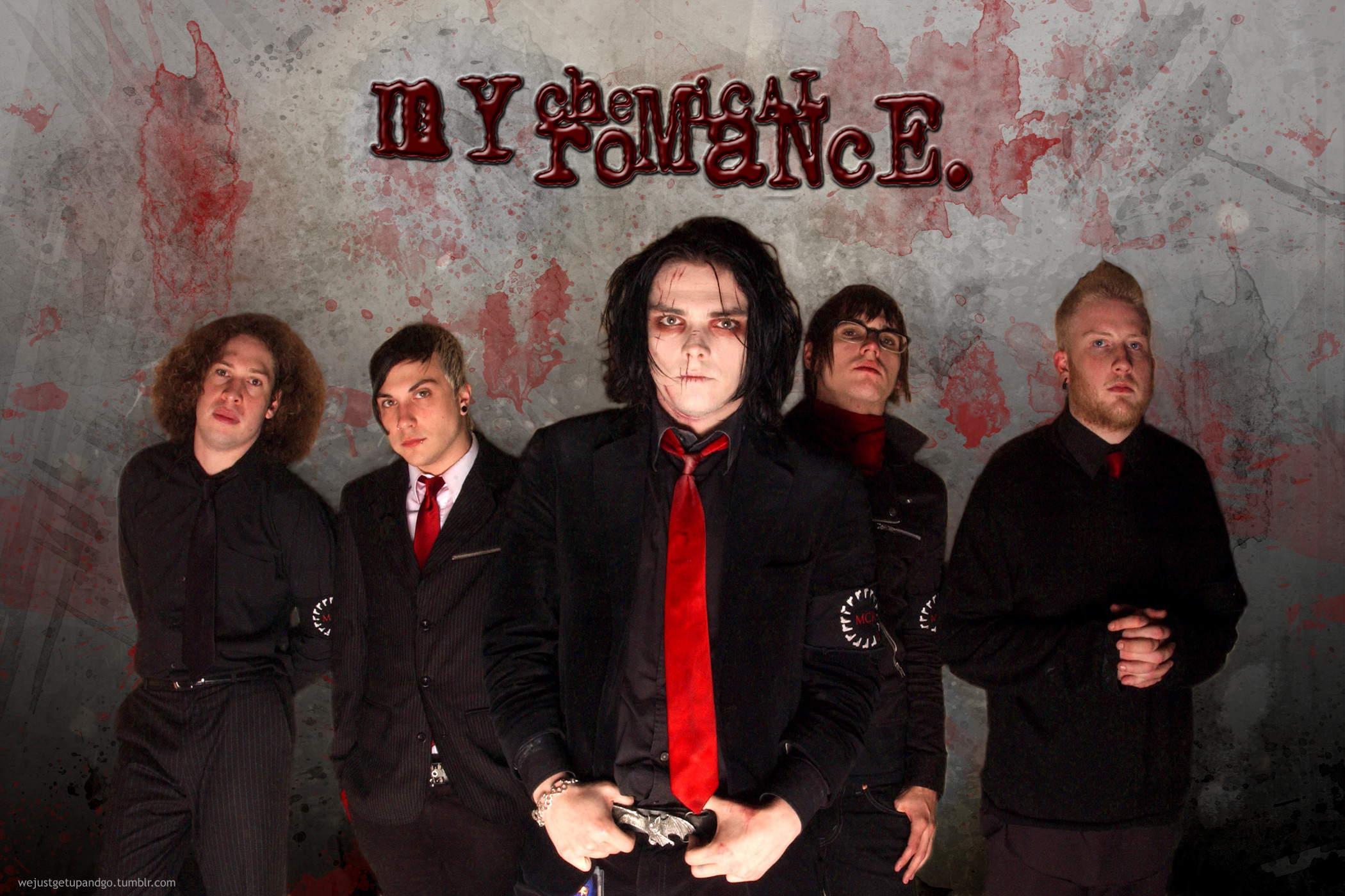 MCR Revenge Wallpaper by TheOriginalAlisha MCR Revenge Wallpaper by  TheOriginalAlisha