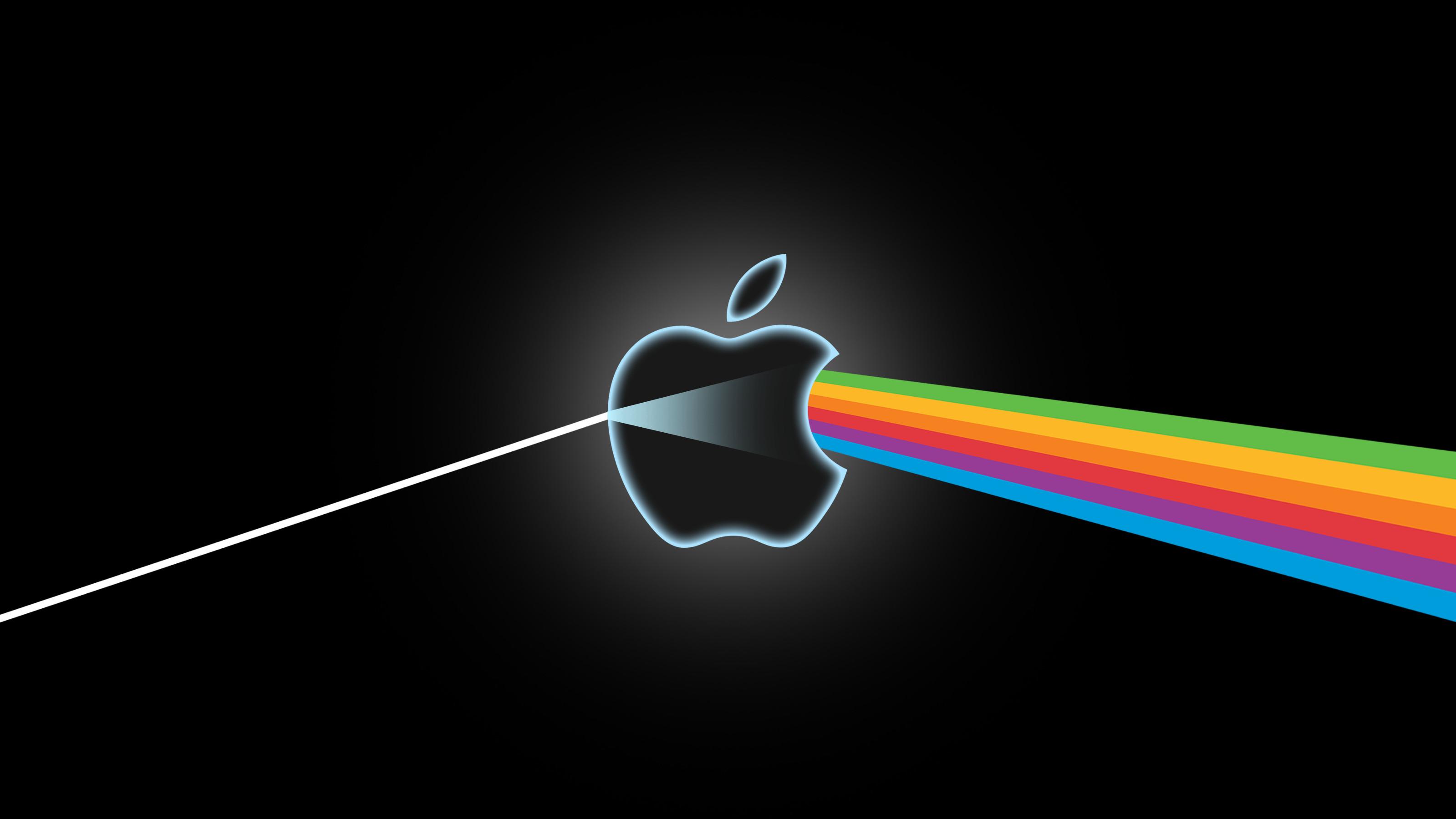 Pink Floyd Apple Wallpaper by GreenMachine987 Pink Floyd Apple Wallpaper by  GreenMachine987