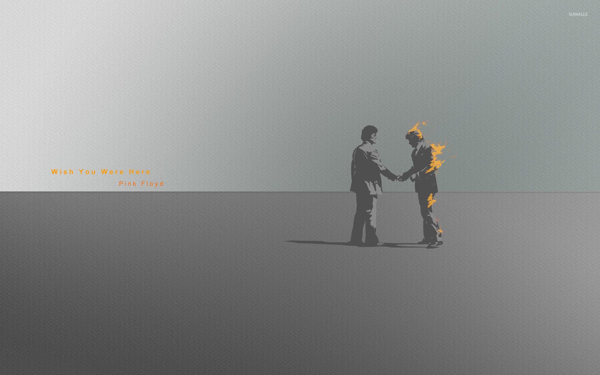 Pink Floyd – Wish You Were Here wallpaper jpg