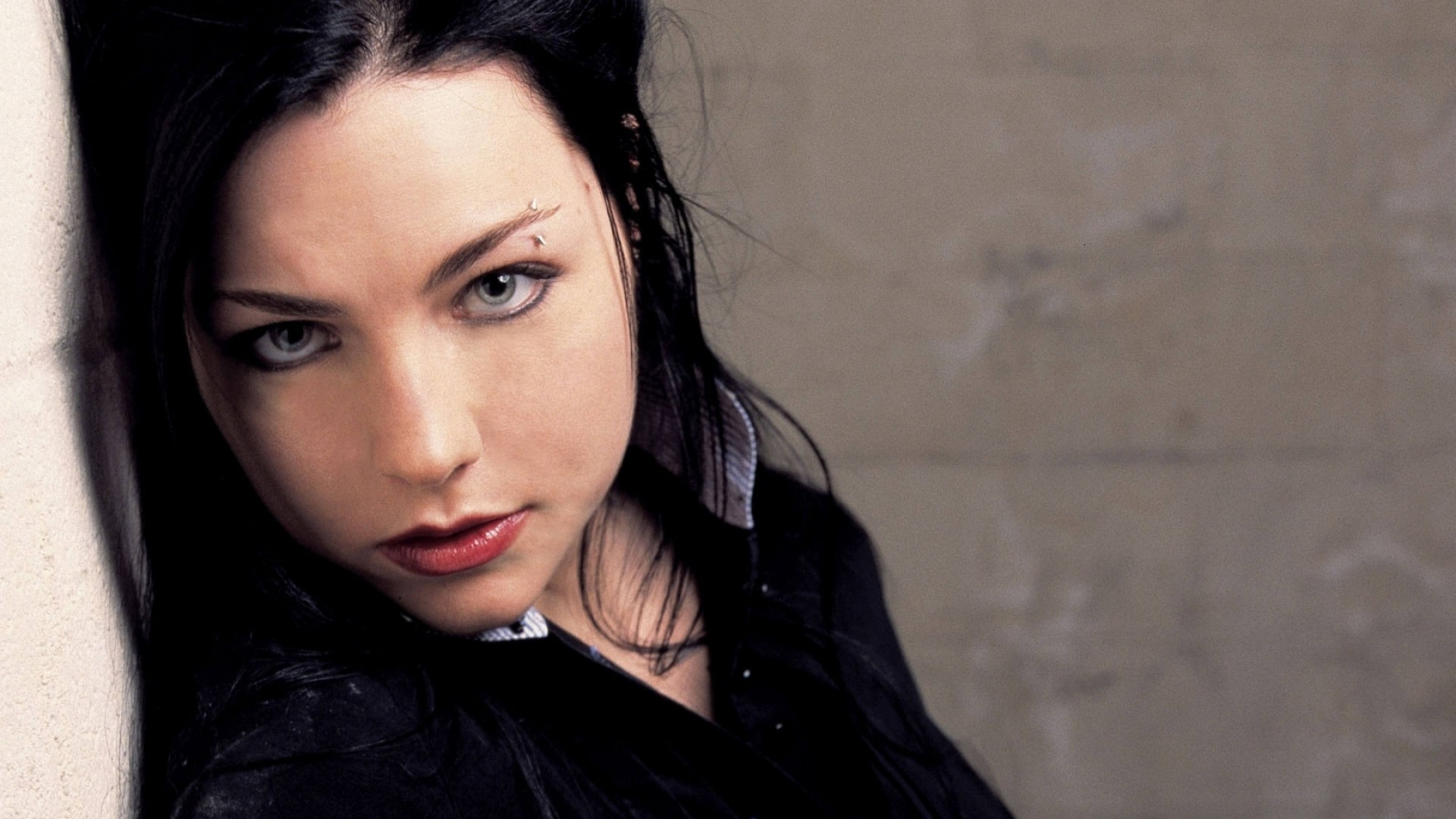 evanescence, name, graphics · evanescence, eyes, look
