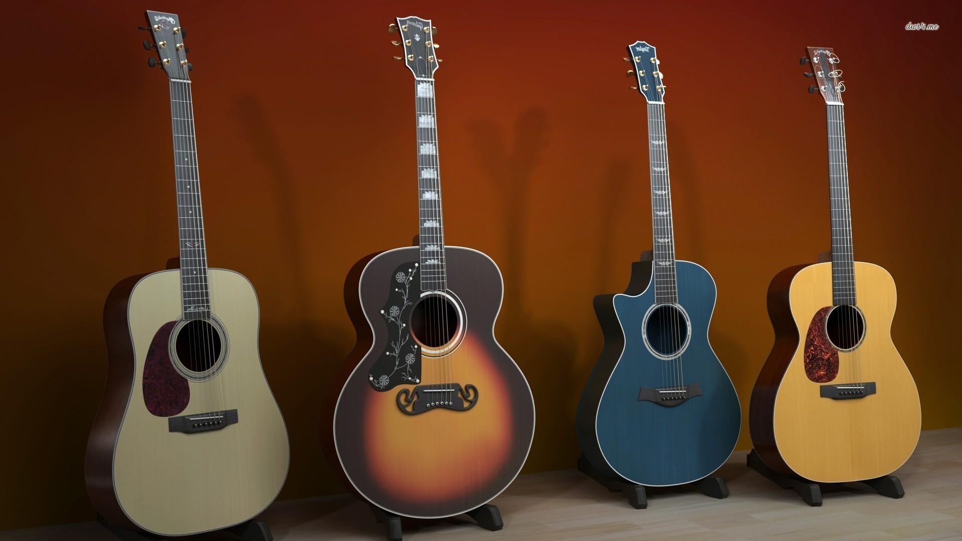 Classical guitars wallpaper – Music wallpapers – #8060