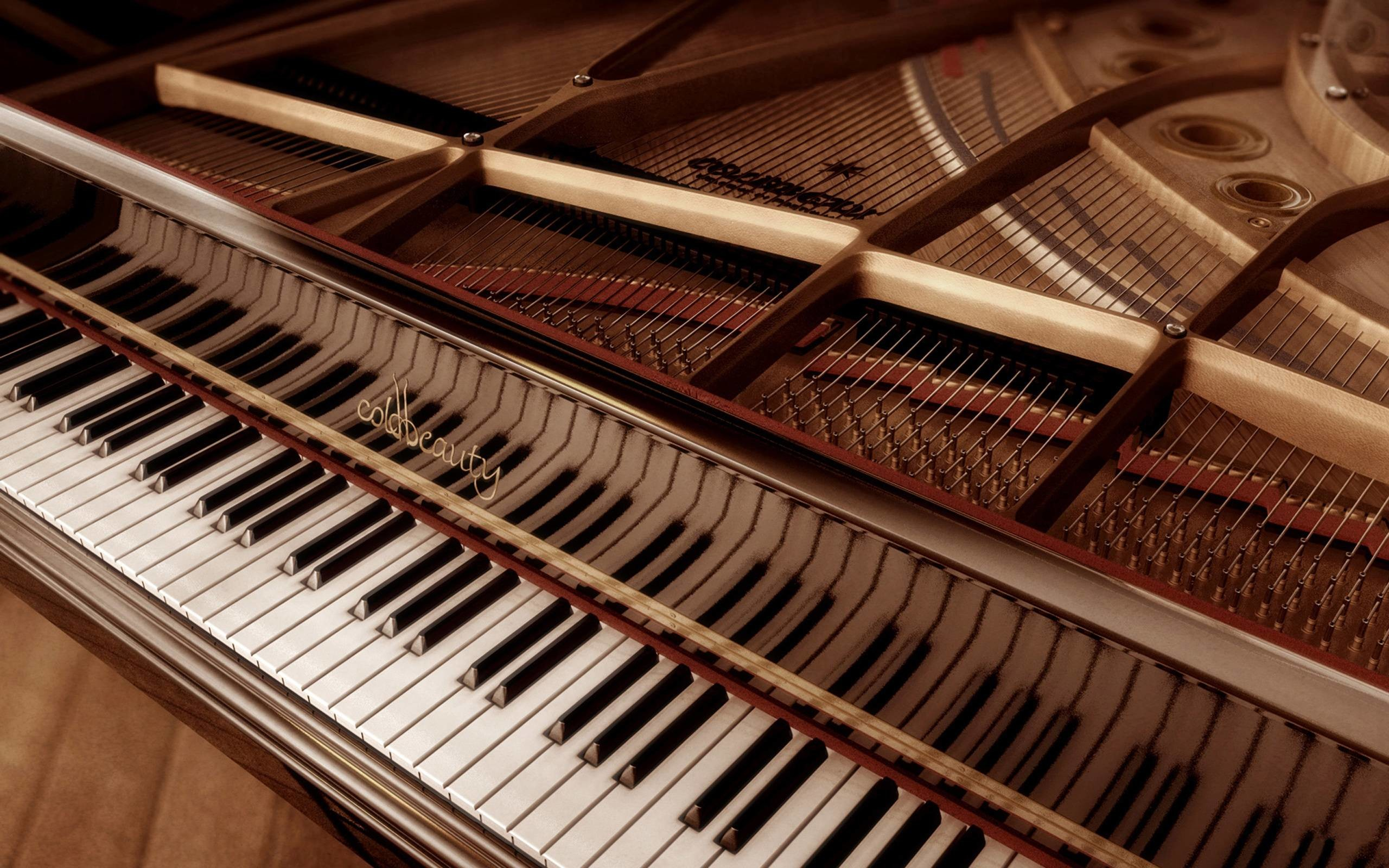 Wallpapers For > Music Piano Wallpaper Widescreen