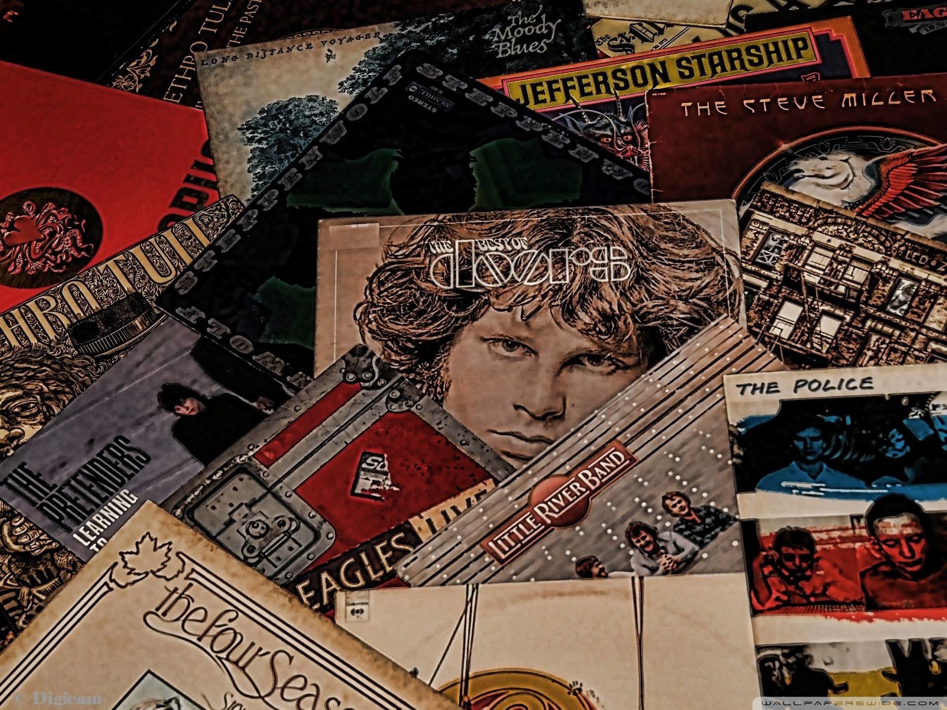Classic Albums Wallpaper – Classic Rock Wallpaper (28520811) – Fanpop