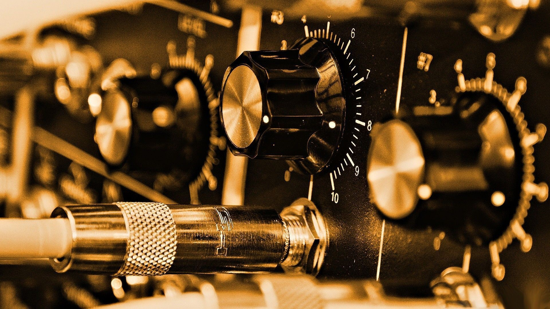 Guitar AMP Panel, amplifier, music, HD Wallpaper and .