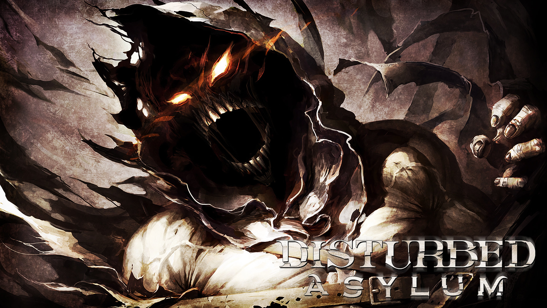 Disturbed · Disturbed HD Wallpaper
