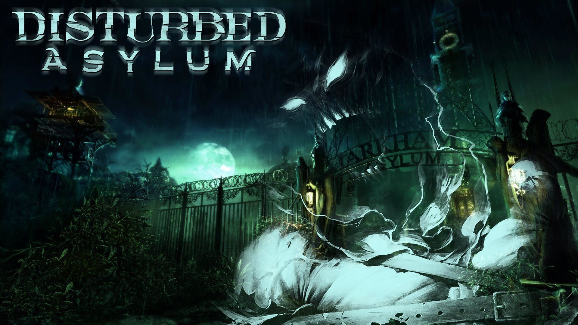 Disturbed The Guy Wallpaper Asylum – wallpaper.