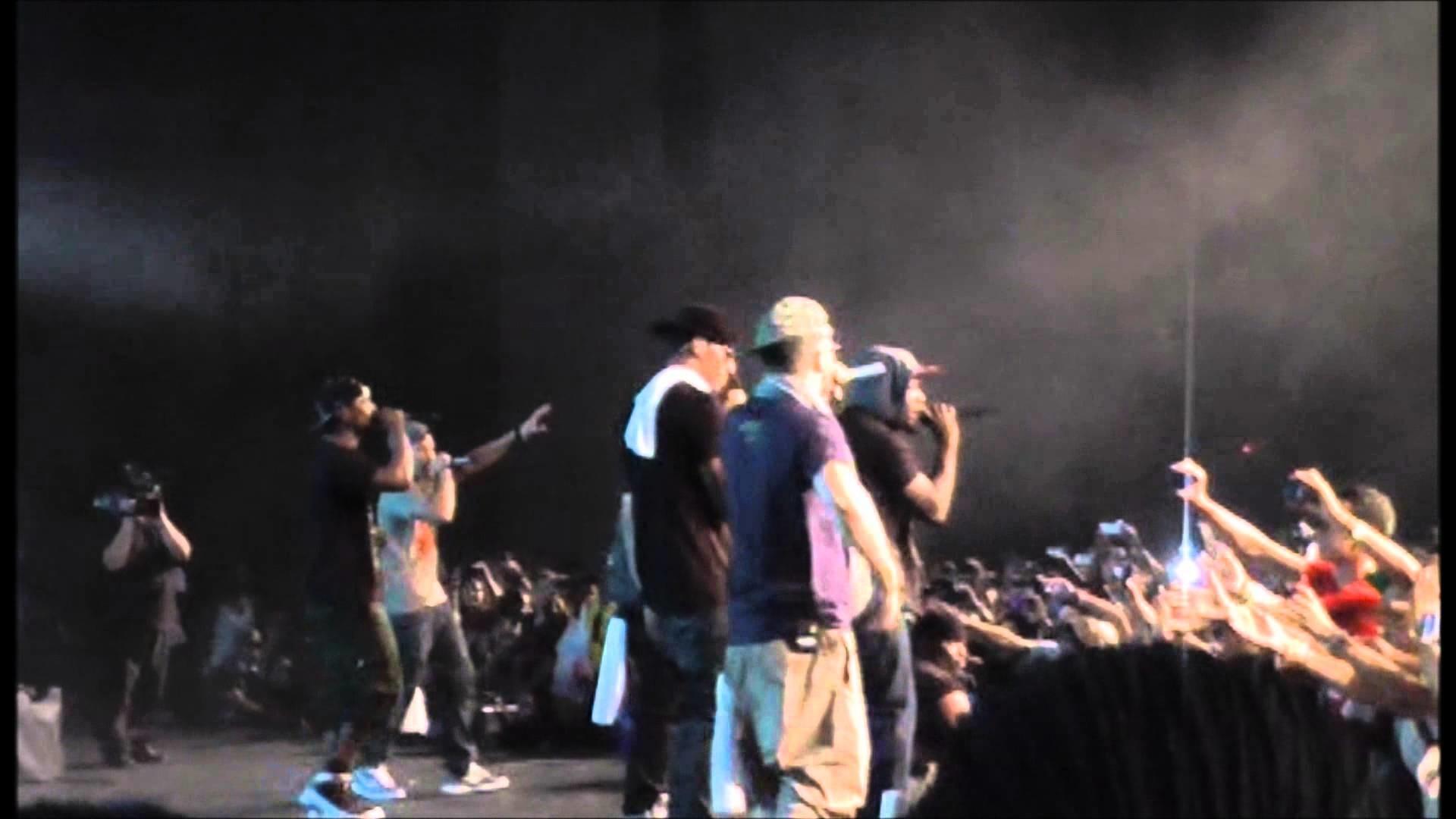 Come Alive – 116 Clique HD   Unashamed Tour LIVE In Orlando, FL