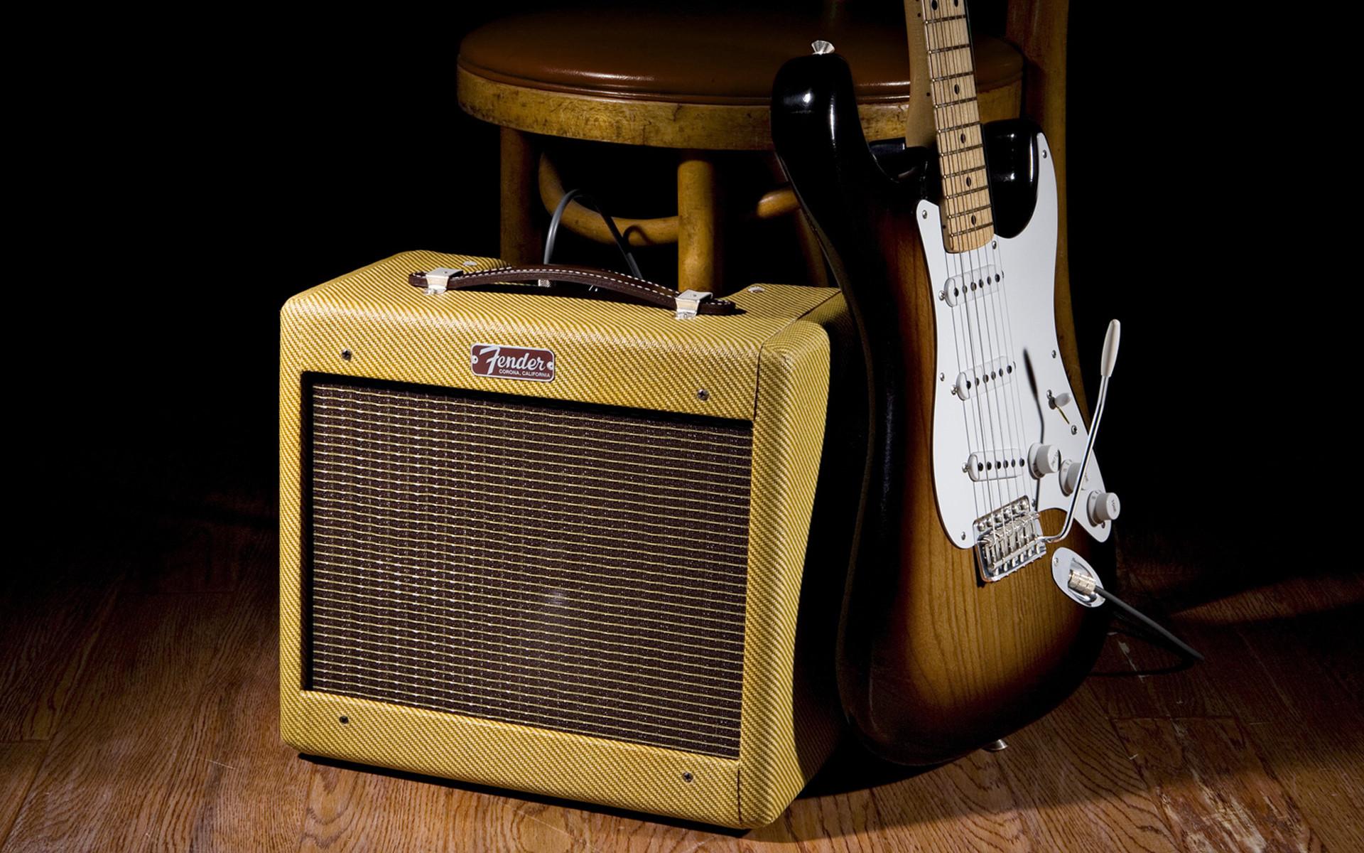 Fonds d?cran Fender : tous les wallpapers Fender