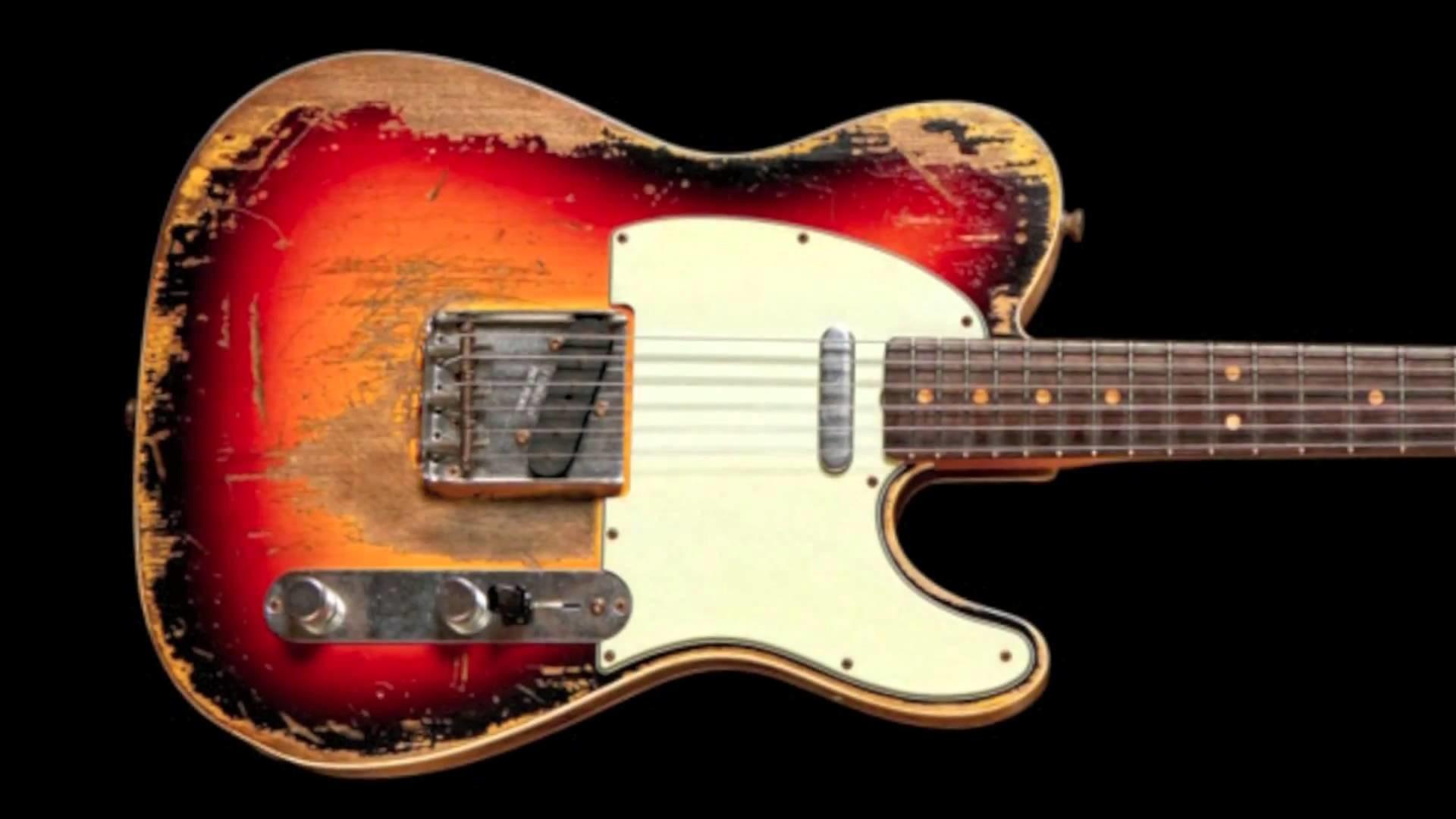 Fender 1963 Heavy Relic Telecaster Custom – Custom Shop Guitars – San  Antonio, Texas – YouTube