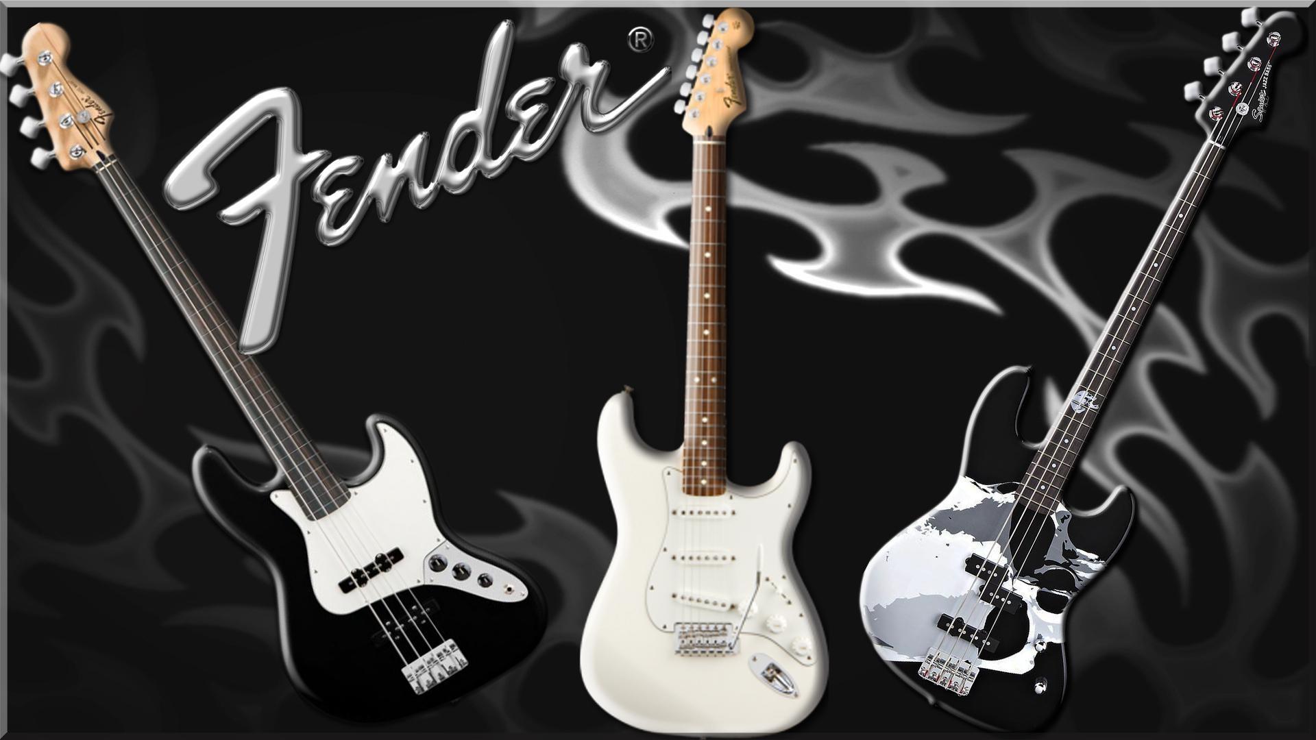 Fender Bass Guitar – Music Wallpaper ID 1422711 – Desktop Nexus  Entertainment